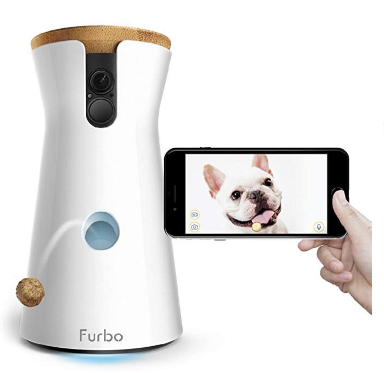 13. Furbo Dog Camera