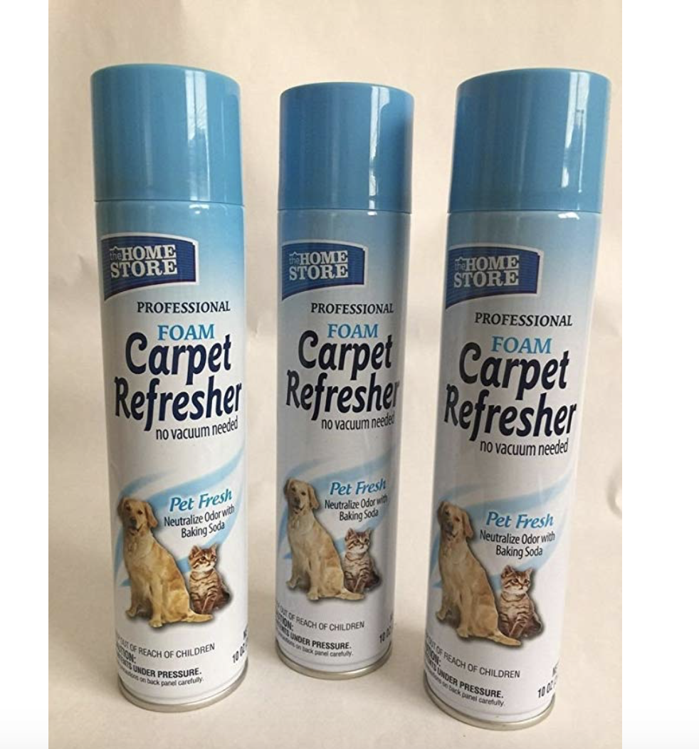 18. Carpet Odor Foaming Refresher