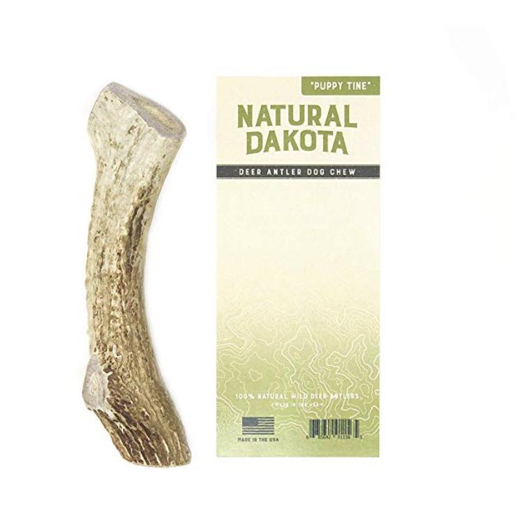 19. Deer Antler Chew Toy