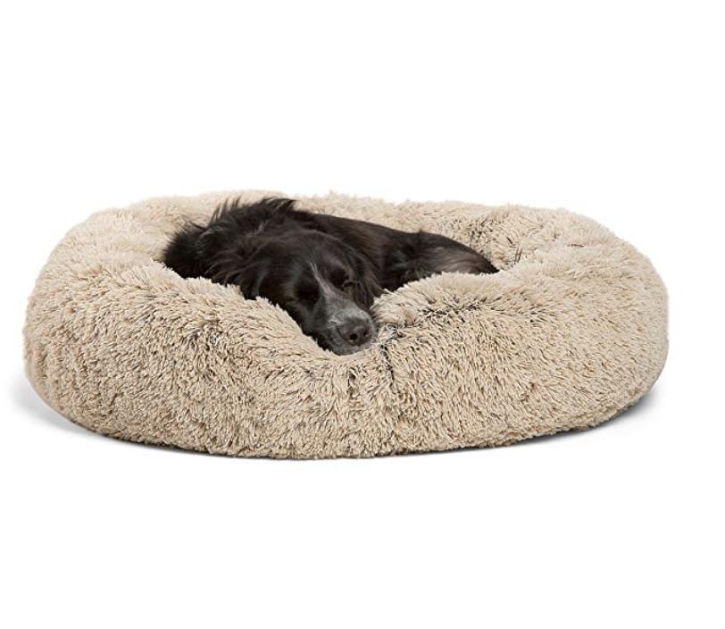 23. Donut Cuddler Bed
