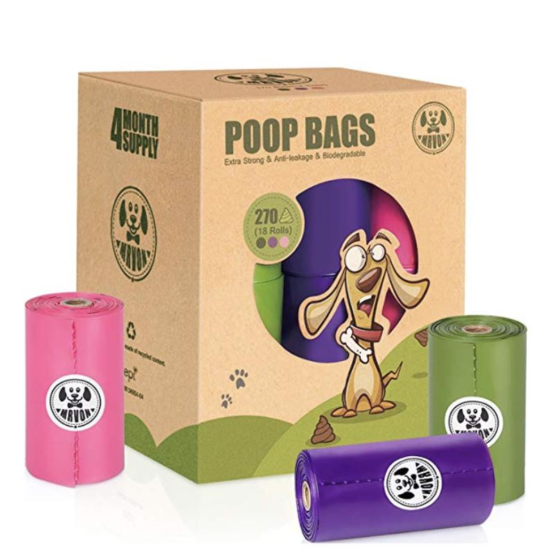 24. Poop Bags