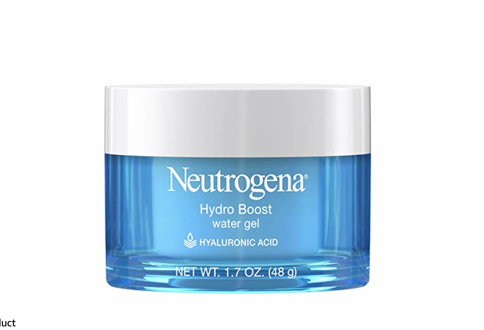 Neutrogena Hydro Boost Gel (for the dry, winter months)