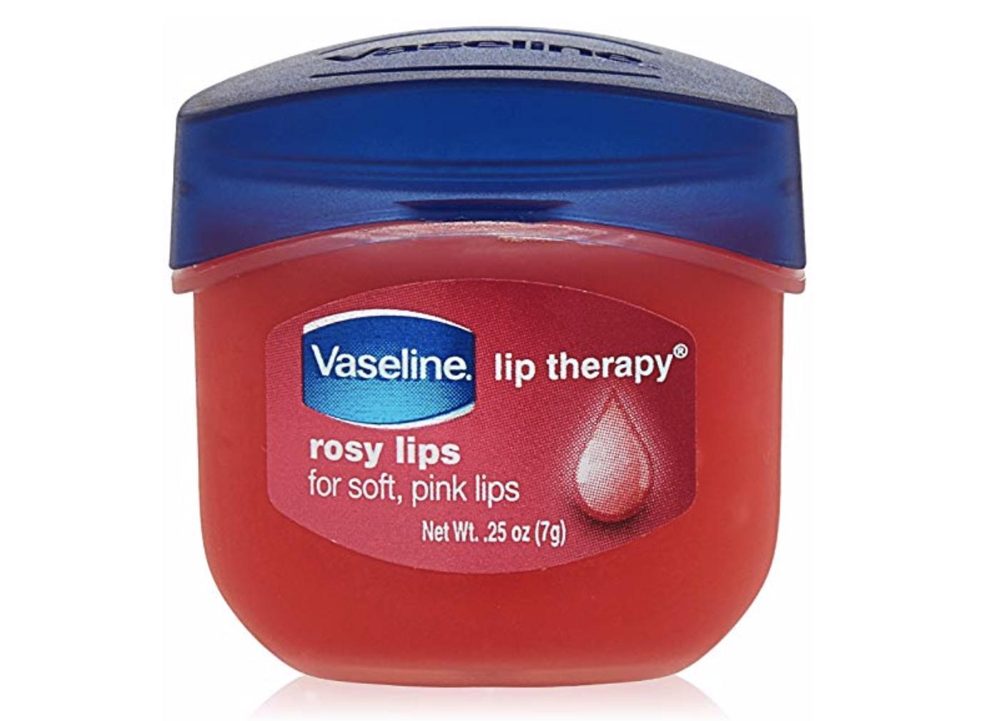 Vaseline Rosy Lip Therapy