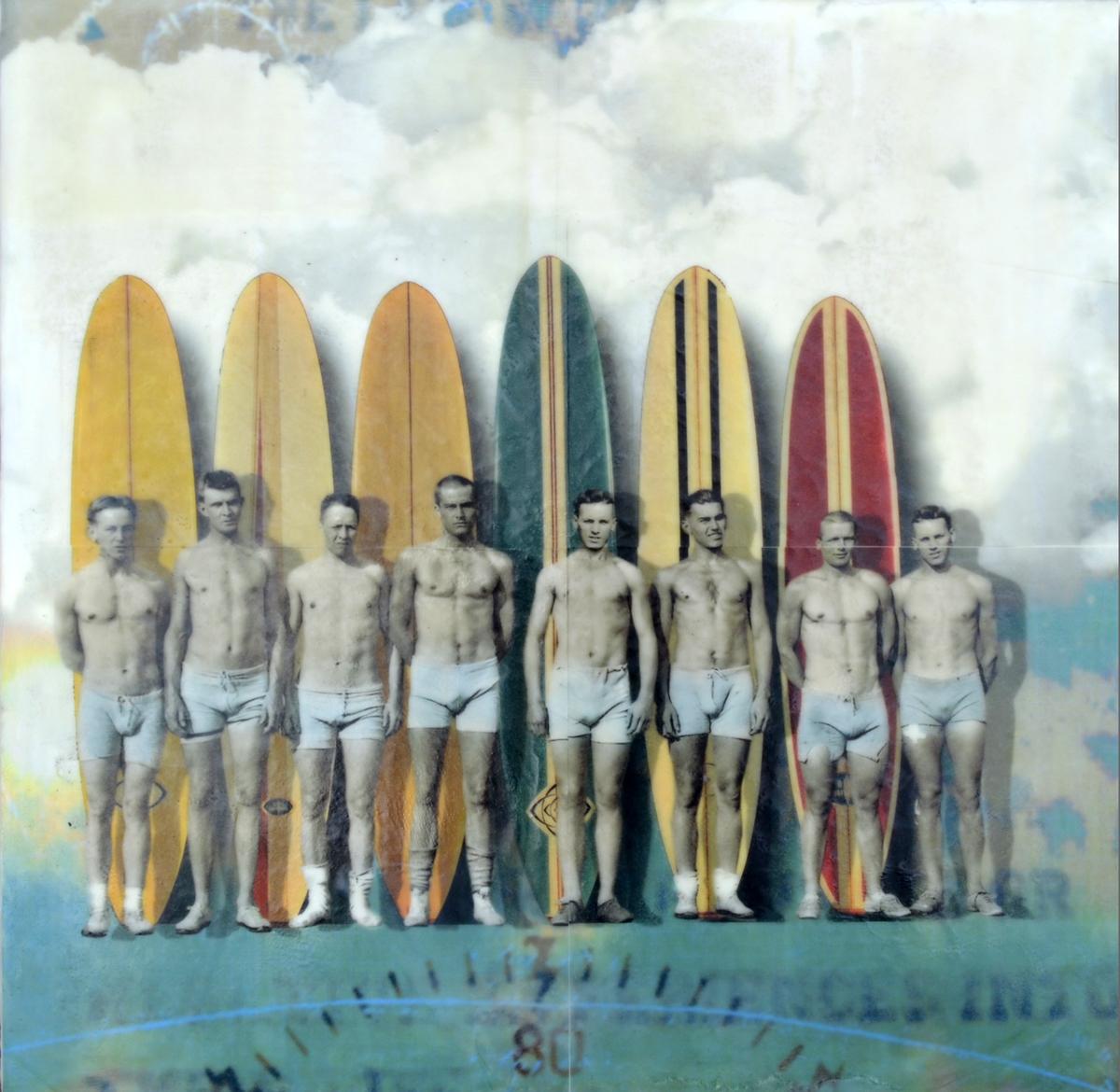 Crowe-SURFER BOYS 2 24 x 24 mixed media.jpg