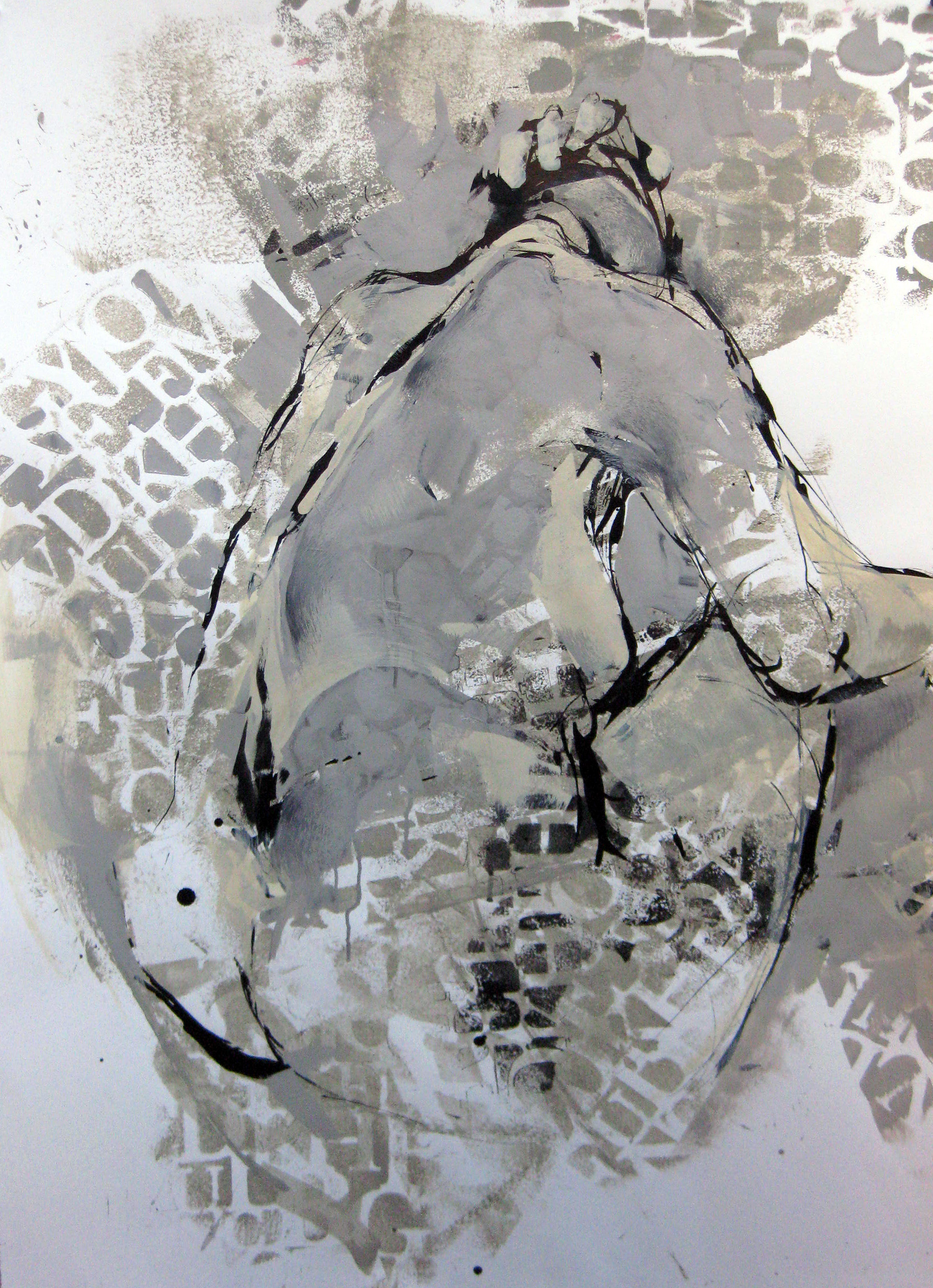 BeauleRuggles_GrievingMother_44x30%22_Acrylic&InkonPaper_$2150.JPG