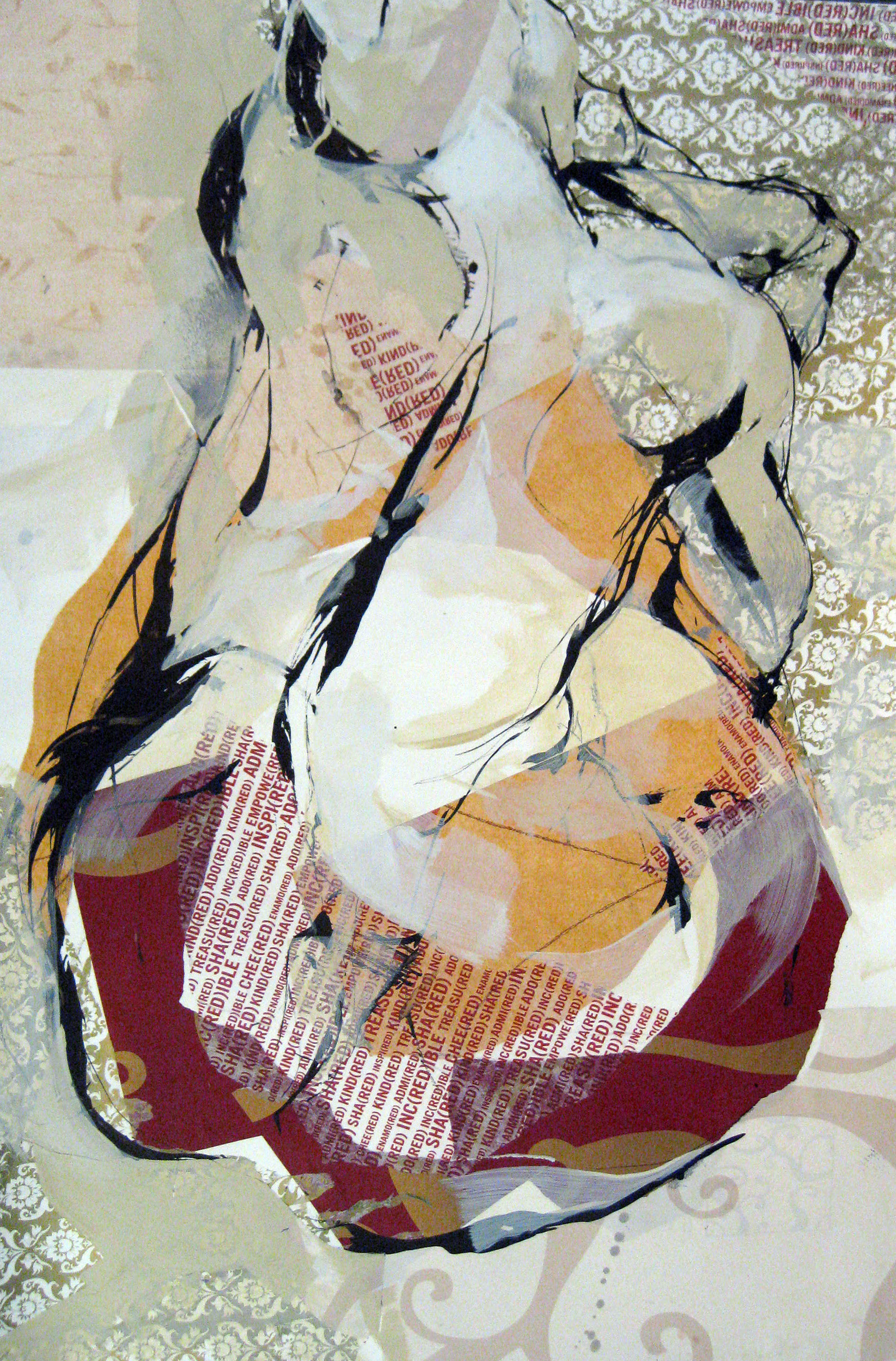 BeauleRuggles_SleepingMother__40x26%22_Acrylic&InkonPaper_SOLD.JPG