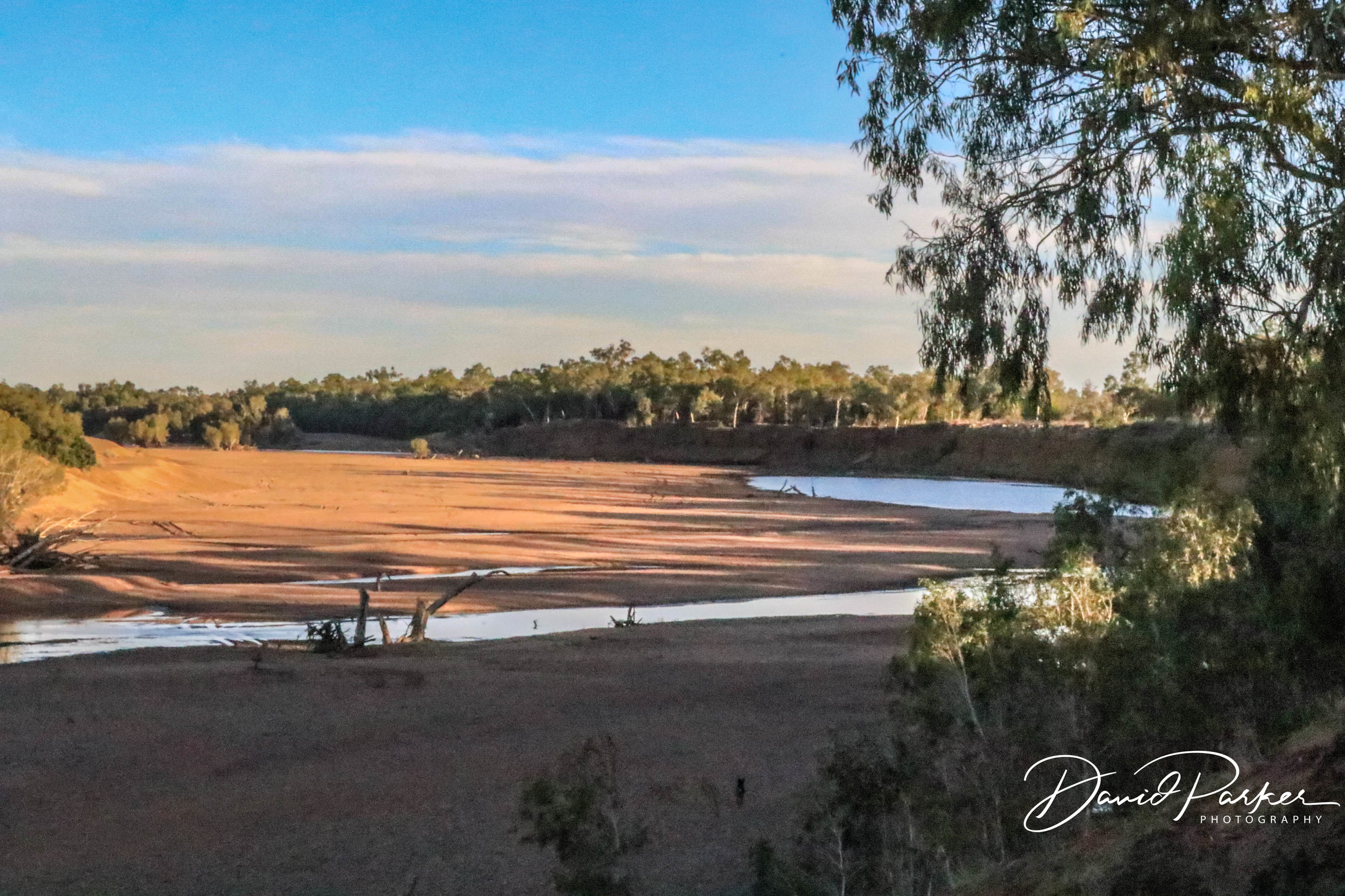 Watch the sunset shadows creep over the Fitzroy River from the back deck of your RIverview Room