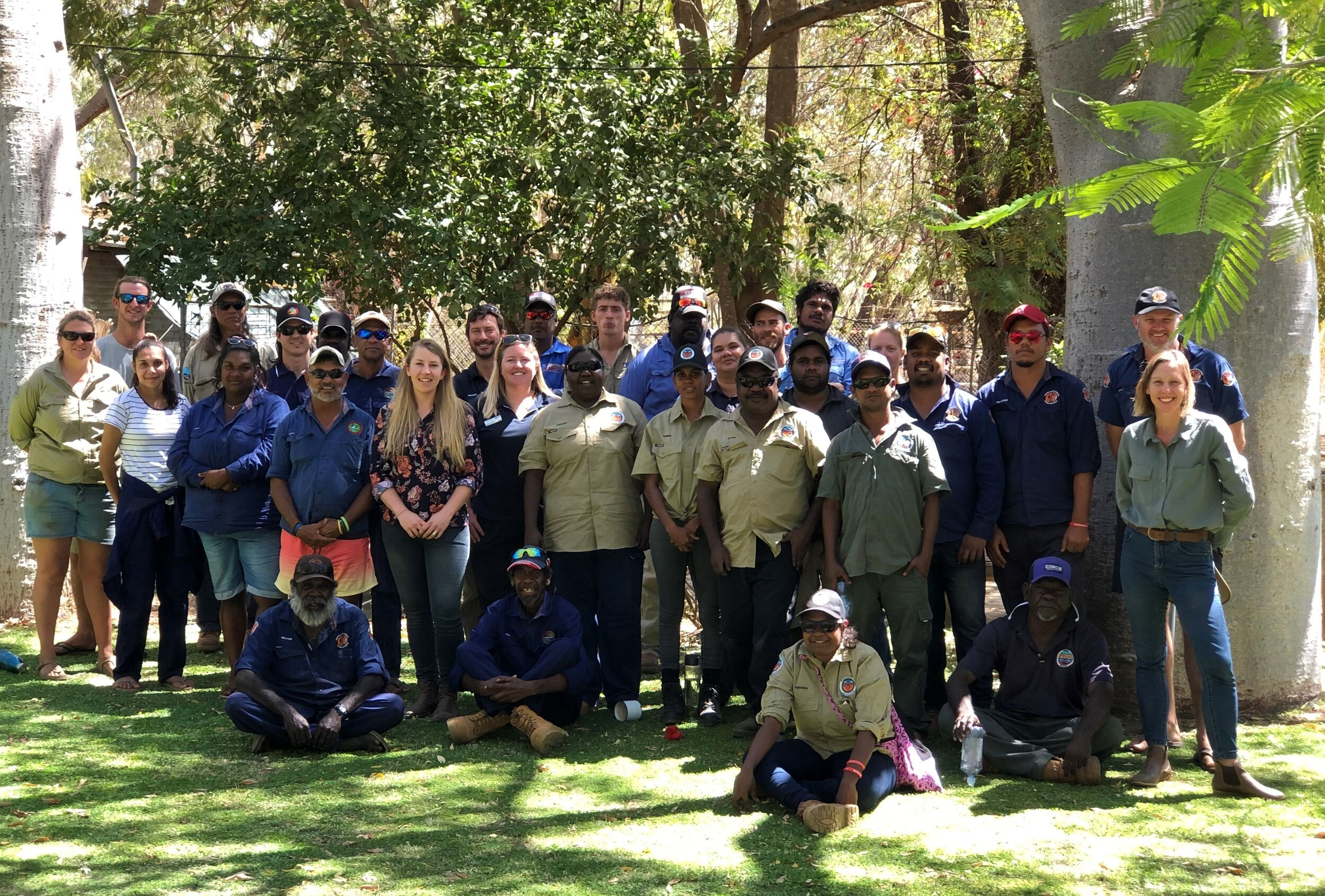 Parks and Wildlife Services Department of Biodiversity, Conservation and Attractions, Cane Toad Training Forum for Rangers
