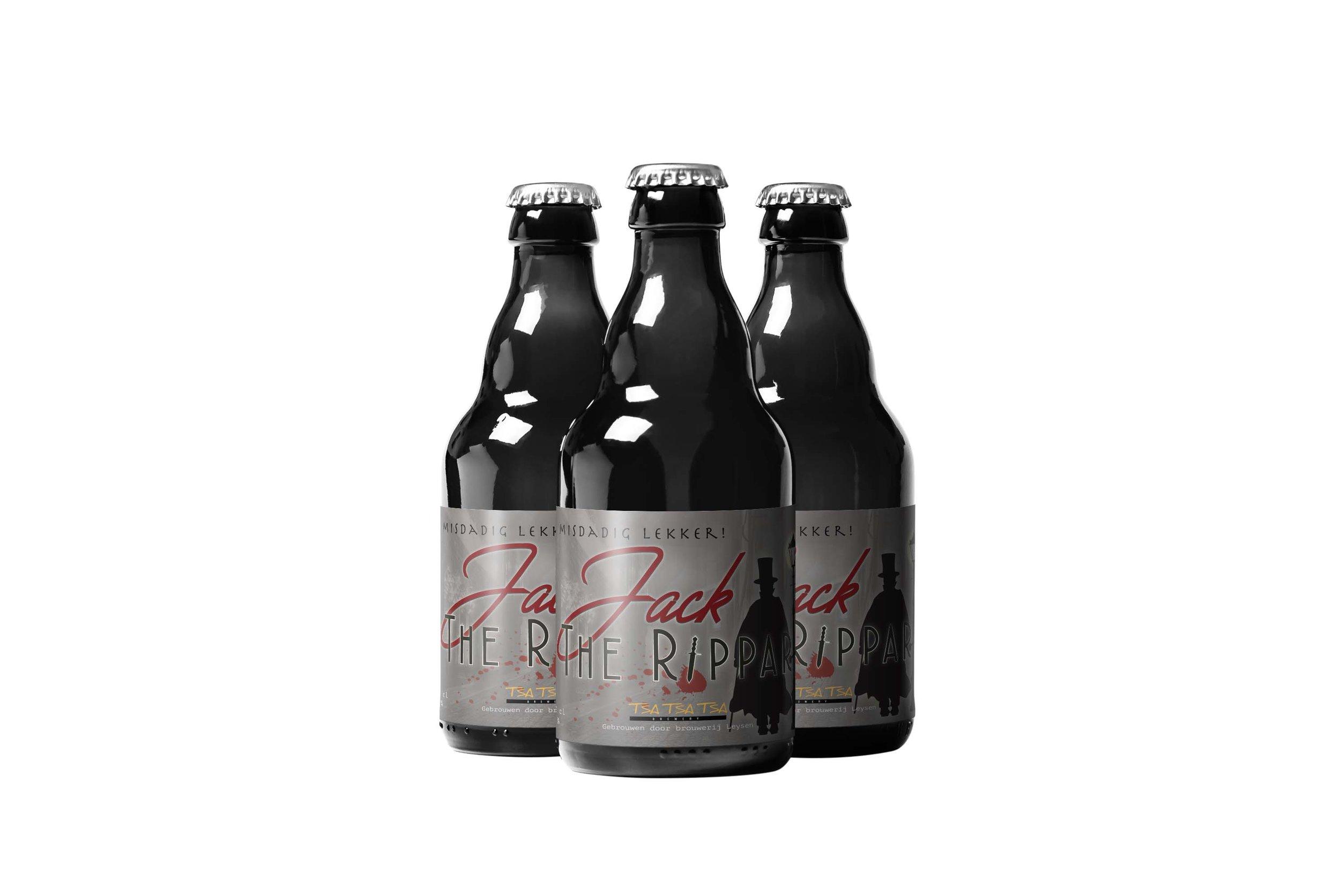 Bieretiket TSA TSA TSA Brewery