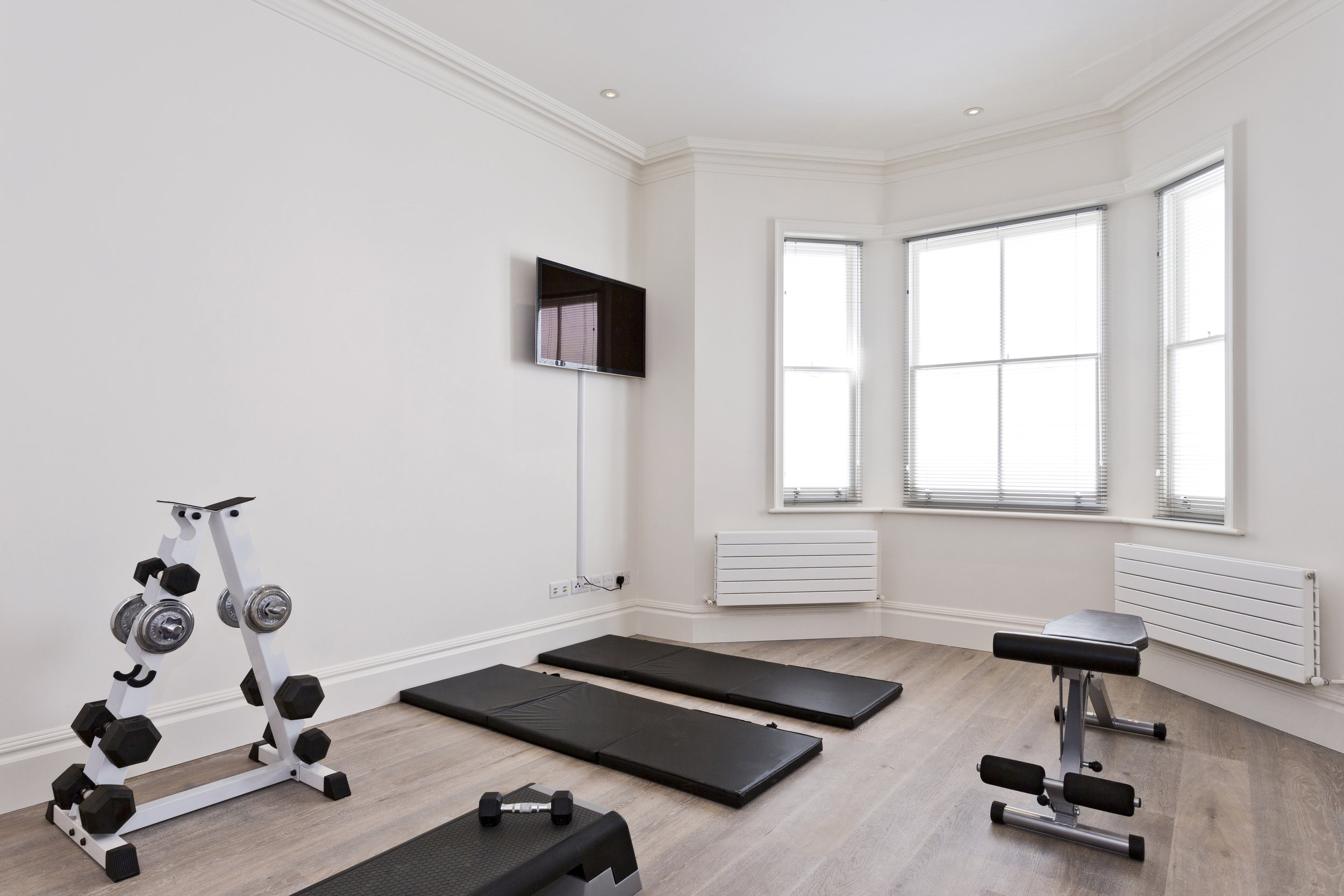 Dein Home Gym einrichten — Tiger Fitness