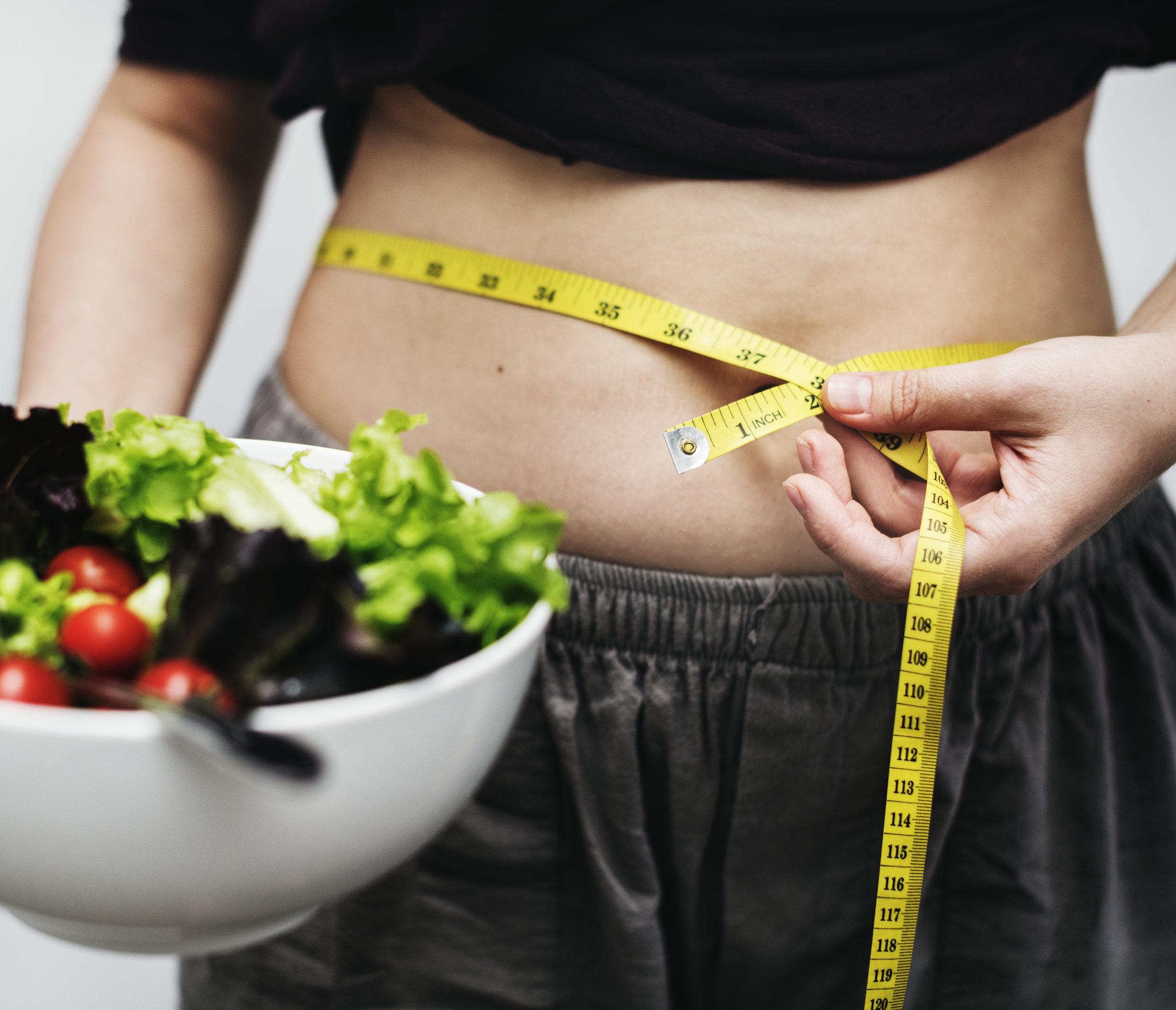 Dein individueller Ernährungsplan - Ganz einfach zu deiner Bikinifigur.