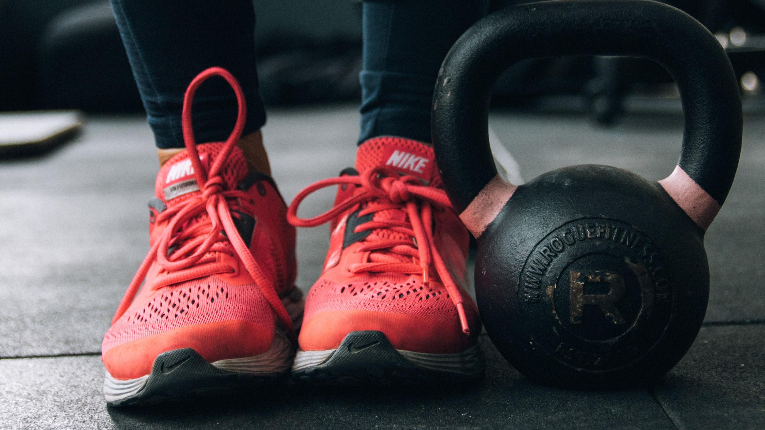 2) Individueller Trainingsplan. - Ganz einfach zu deinem Traumkörper.