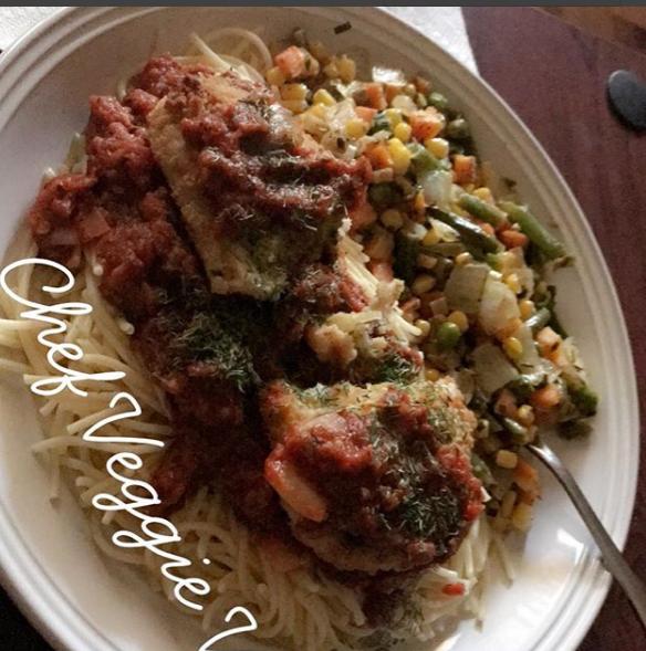 Vegan Mouth-Watering Dinner