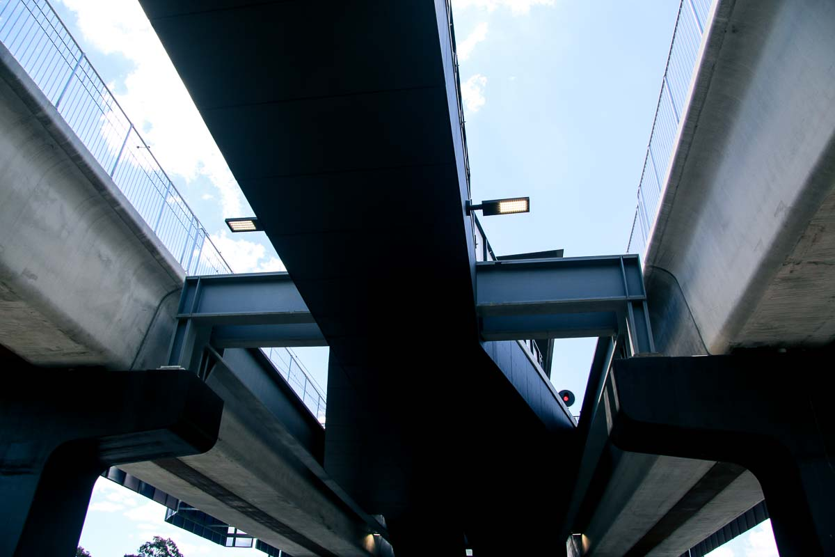 Pedestrian Bridge Beams