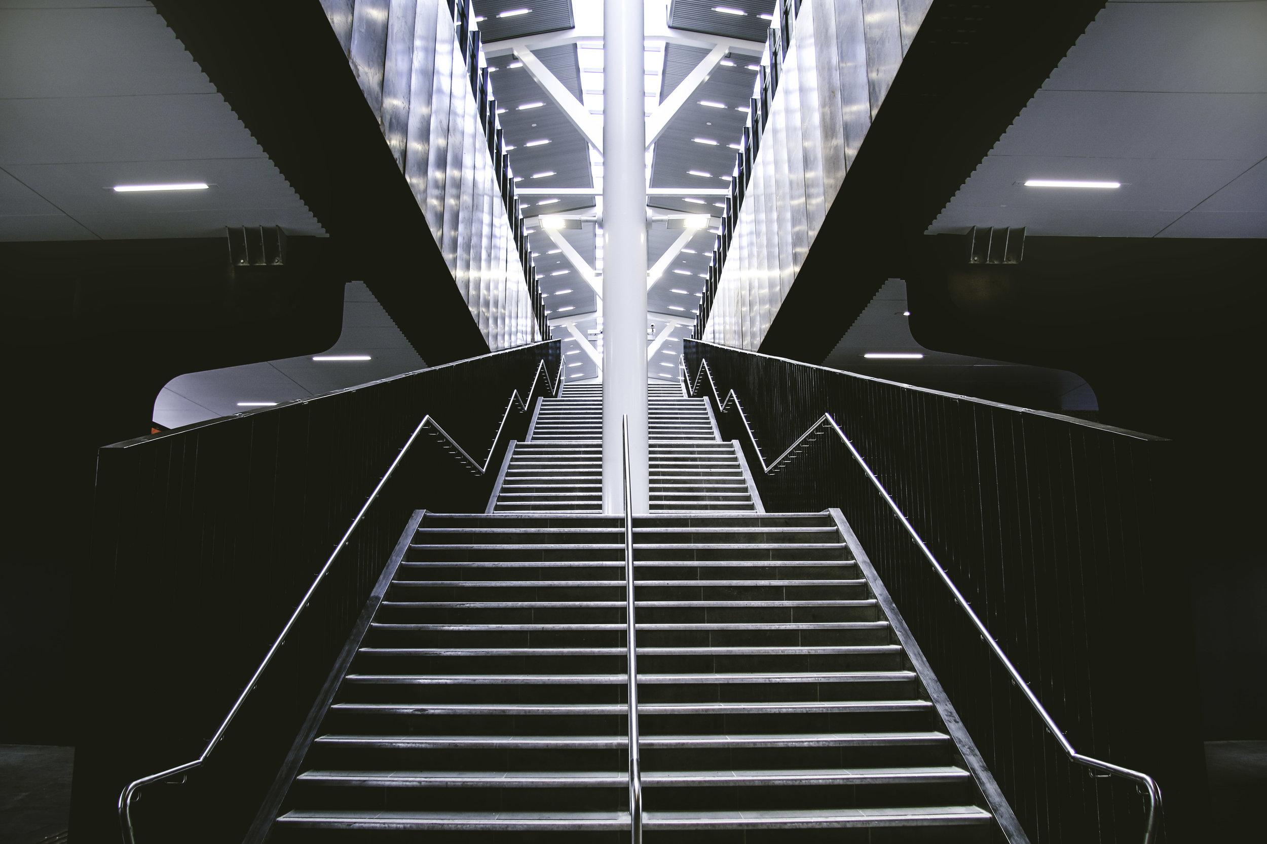 Void & Stair Ballustrade
