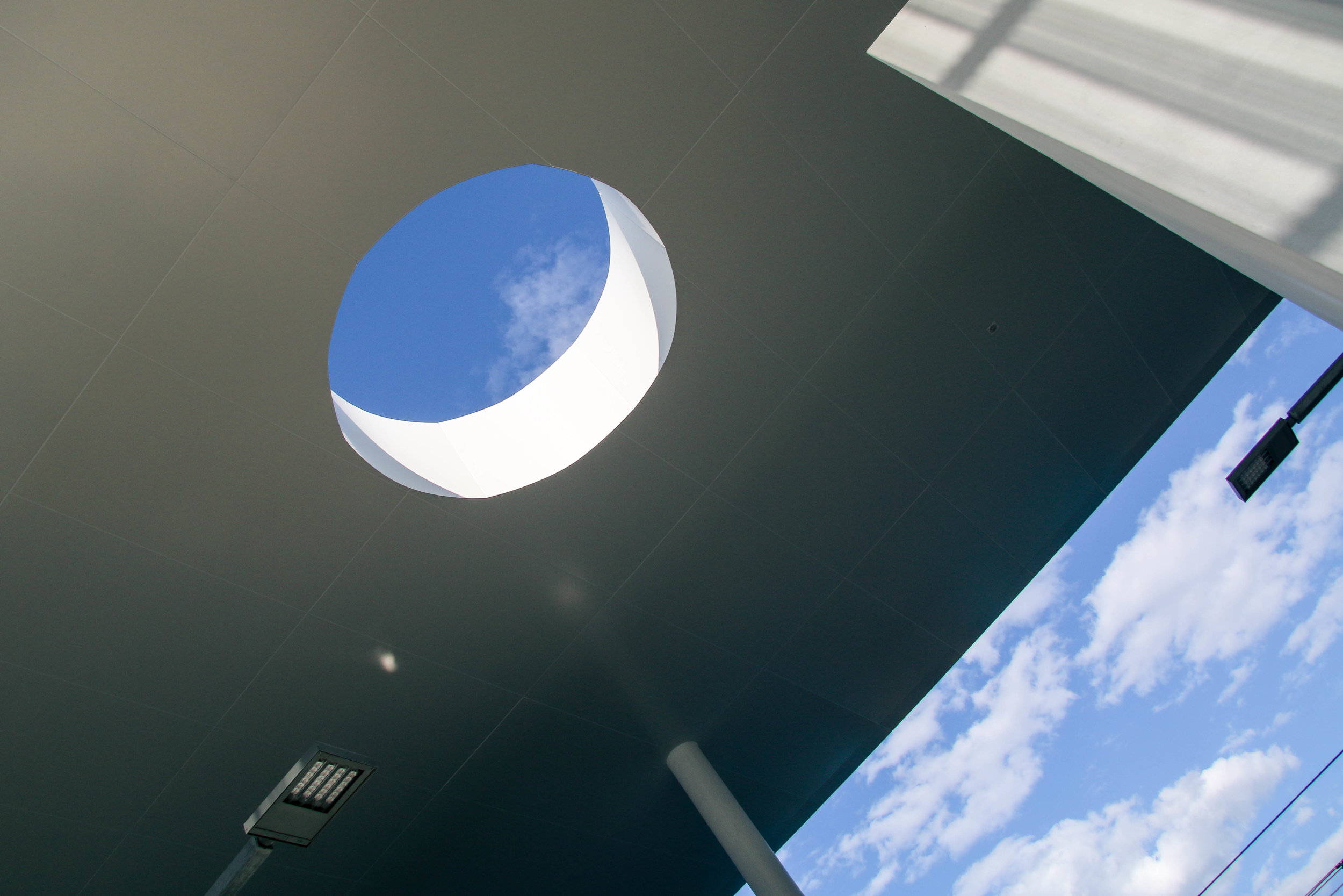 Station Skylight