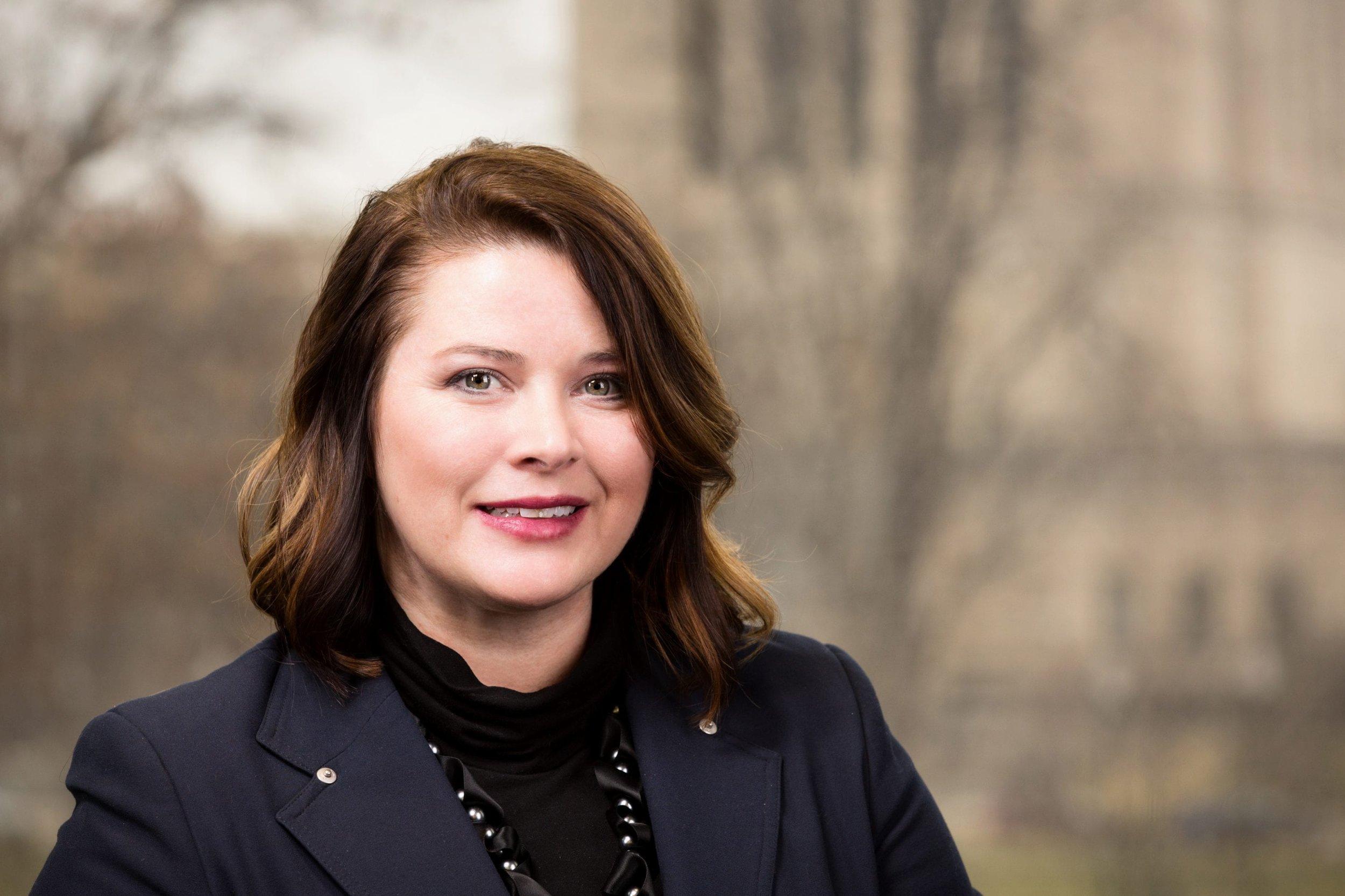 Amanda Fishburn, Vice President of Ignition Inc. -