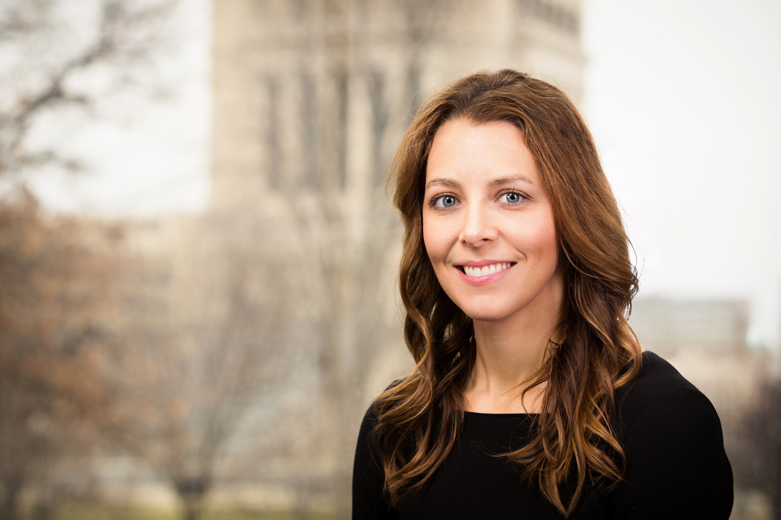 Carrie Logie - Vice President, Client Services