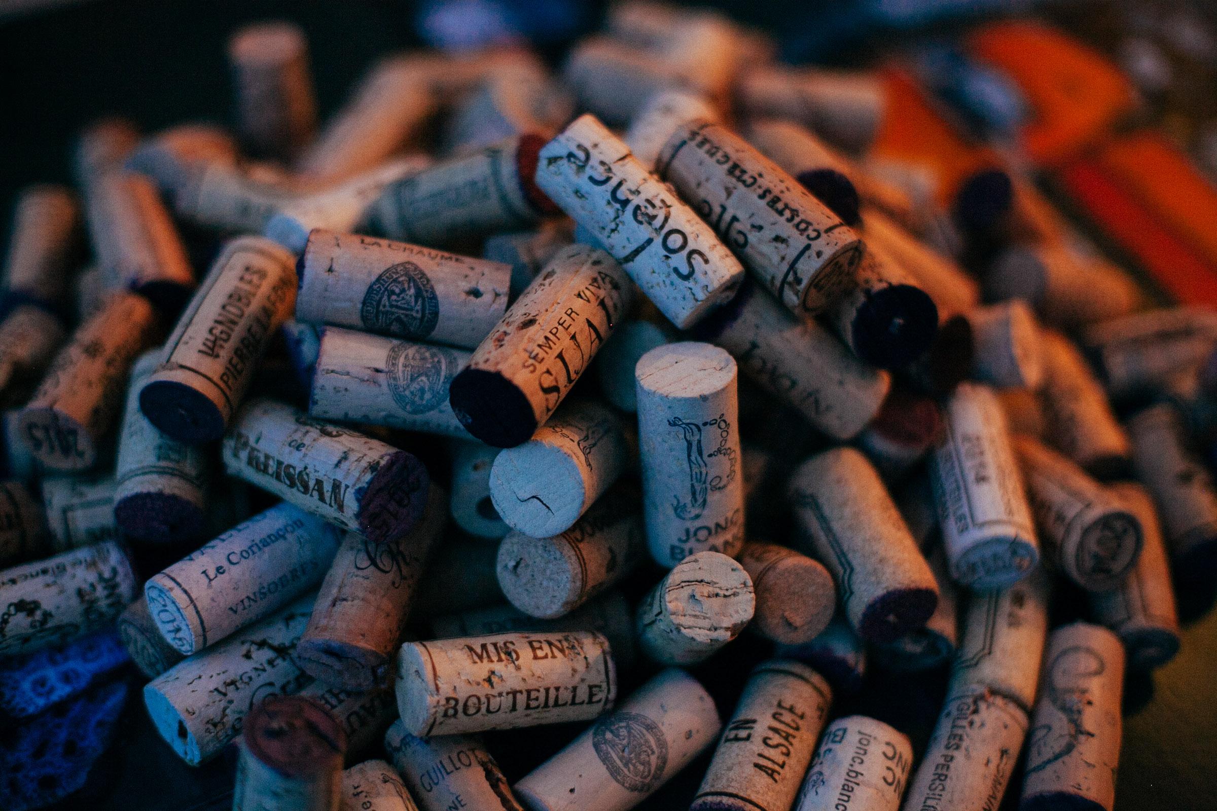 Quelques échantillons prélevés dans la galaxie des vins au naturel