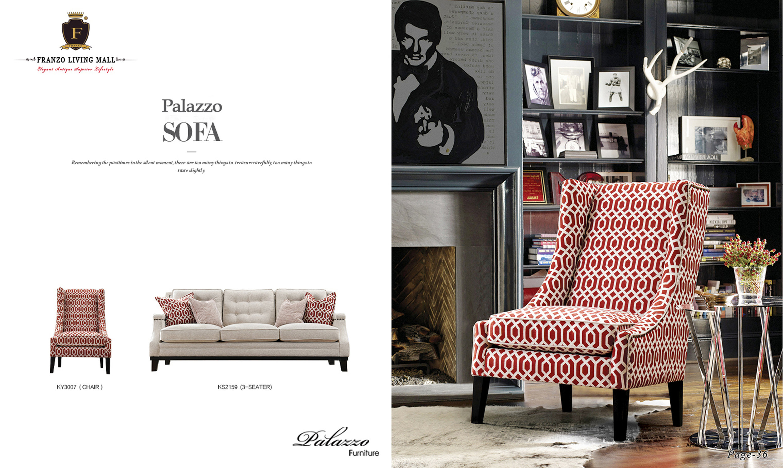 American Design Sofa