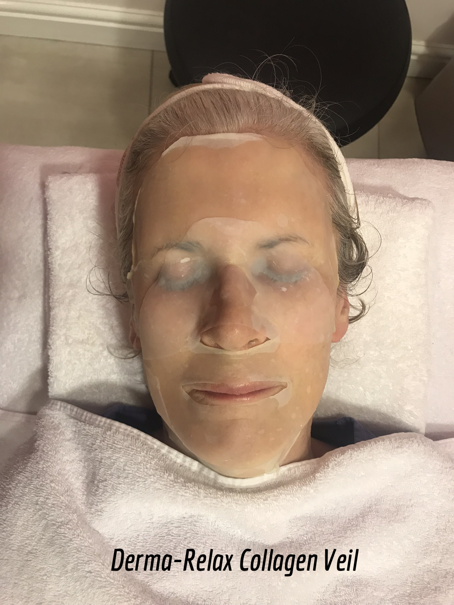 DermaRelax Collagen Veil