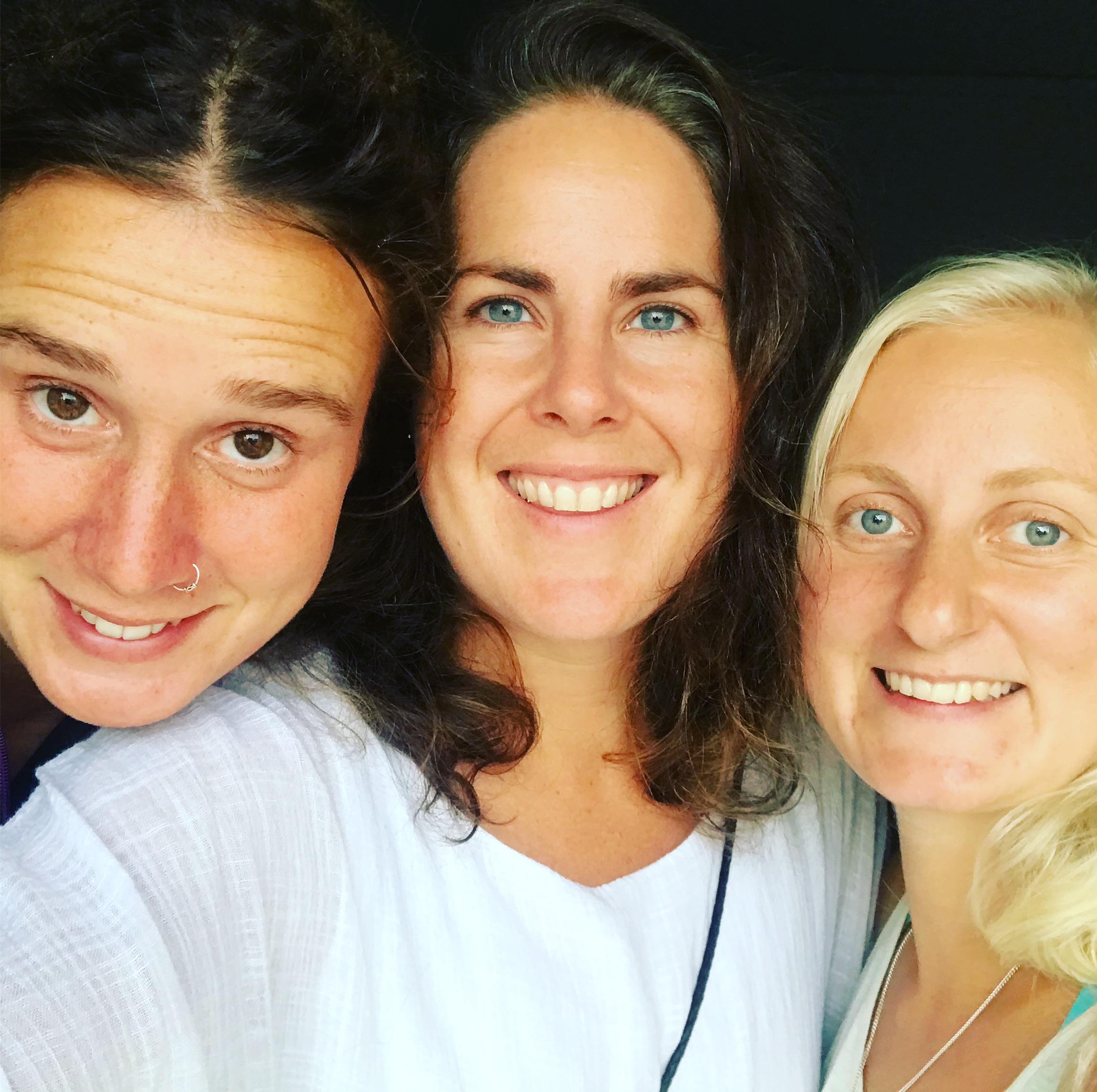 Eleonor Nordwall, Annie Larsson & Anna Blinge <3