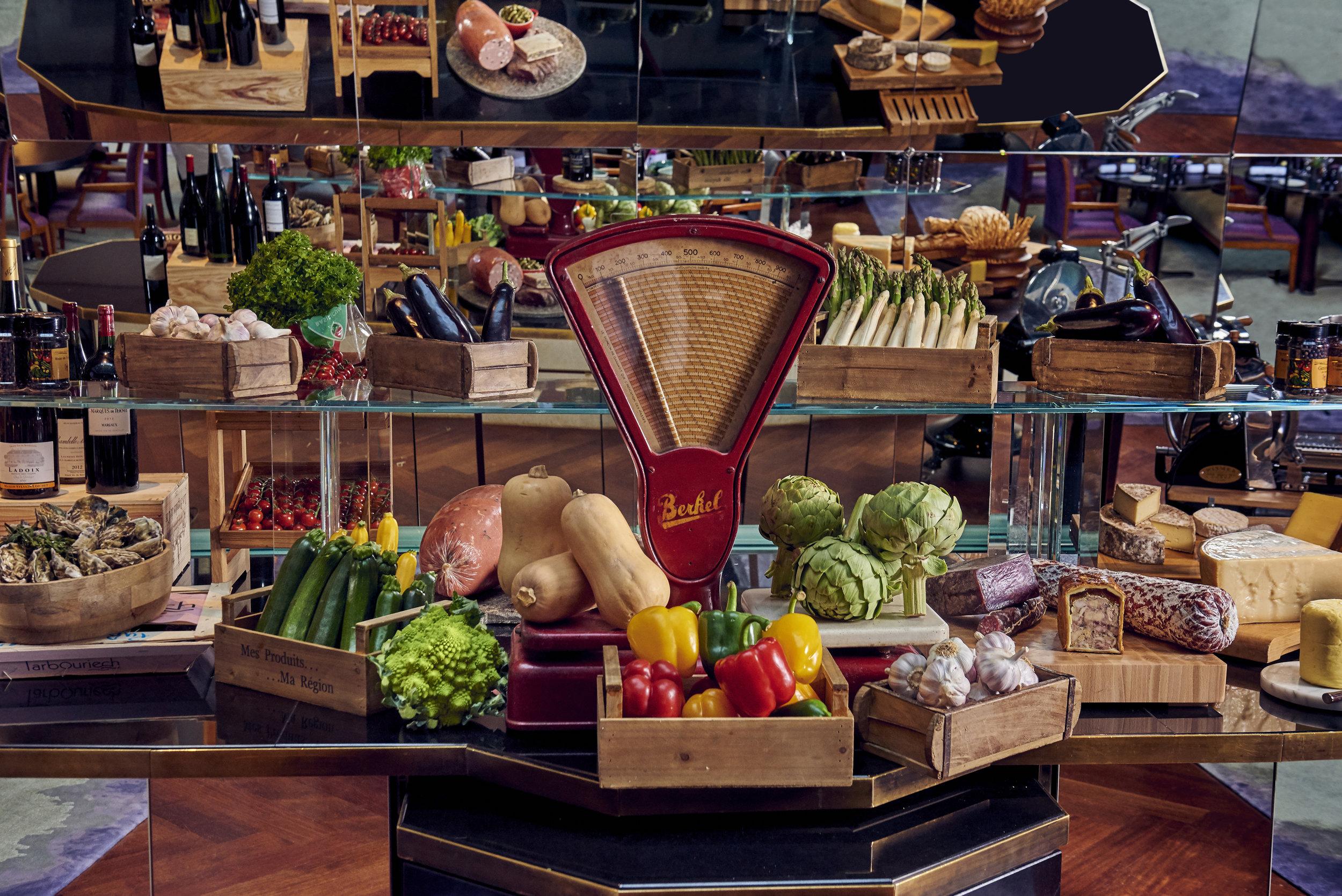 Sens Bistronomic Restaurant - 5* Hotel Park Hyatt Paris-Vendôme