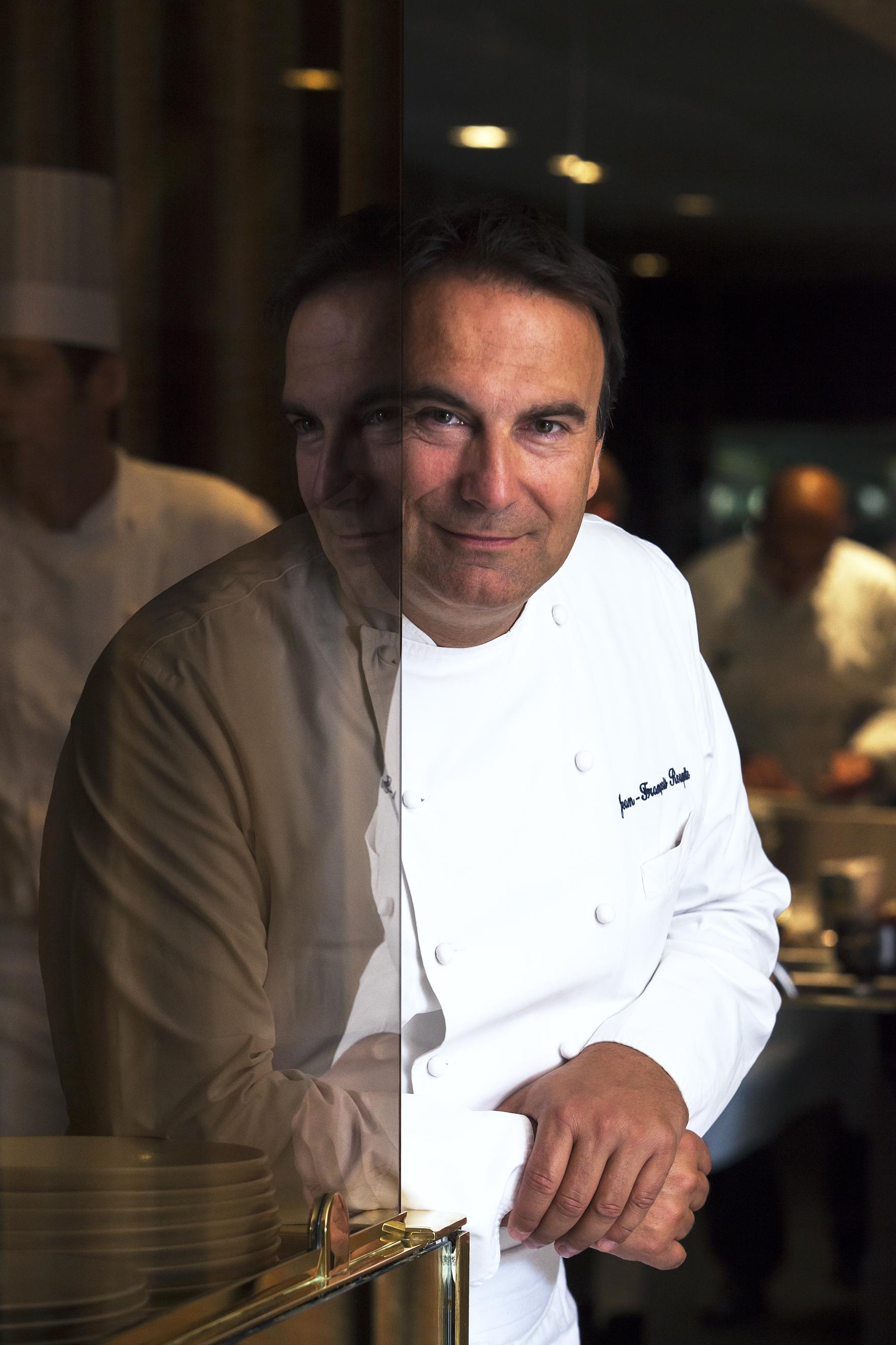 Chef Jean-Francois Rouquette - Michelin Star Restaurant in Paris