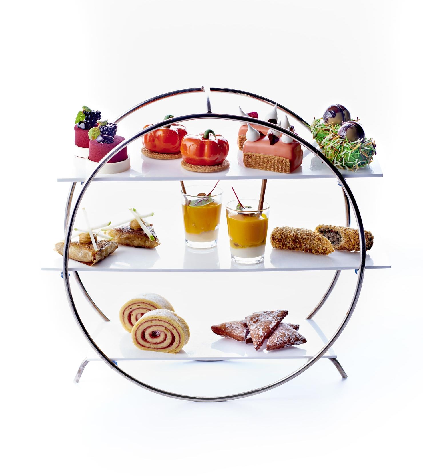 Fall Tea Time by Jimmy Mornet - 5* Hotel Park Hyatt Paris-Vendôme