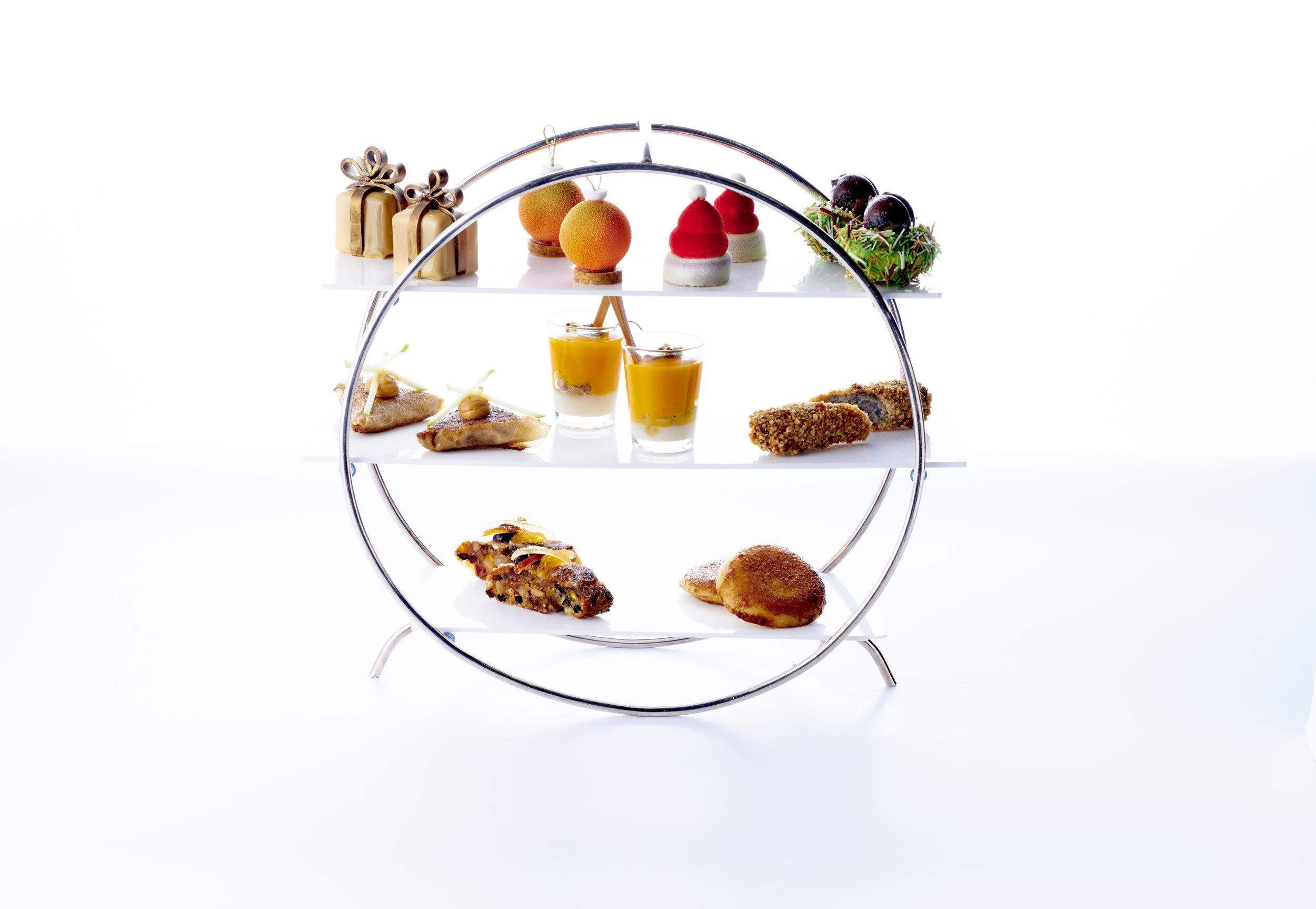 Tea Time Hiver par Jimmy Mornet - Hôtel 5* Park Hyatt Paris-Vendôme