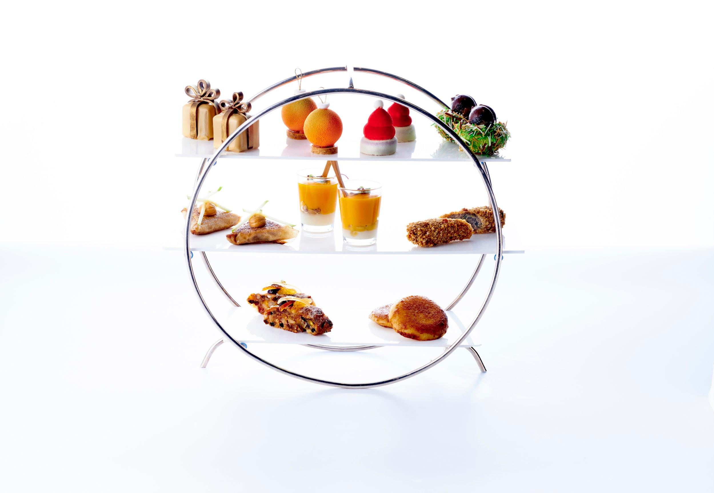 Winter Teatime at Park Hyatt Paris-Vendôme - 5* Hotel in Paris