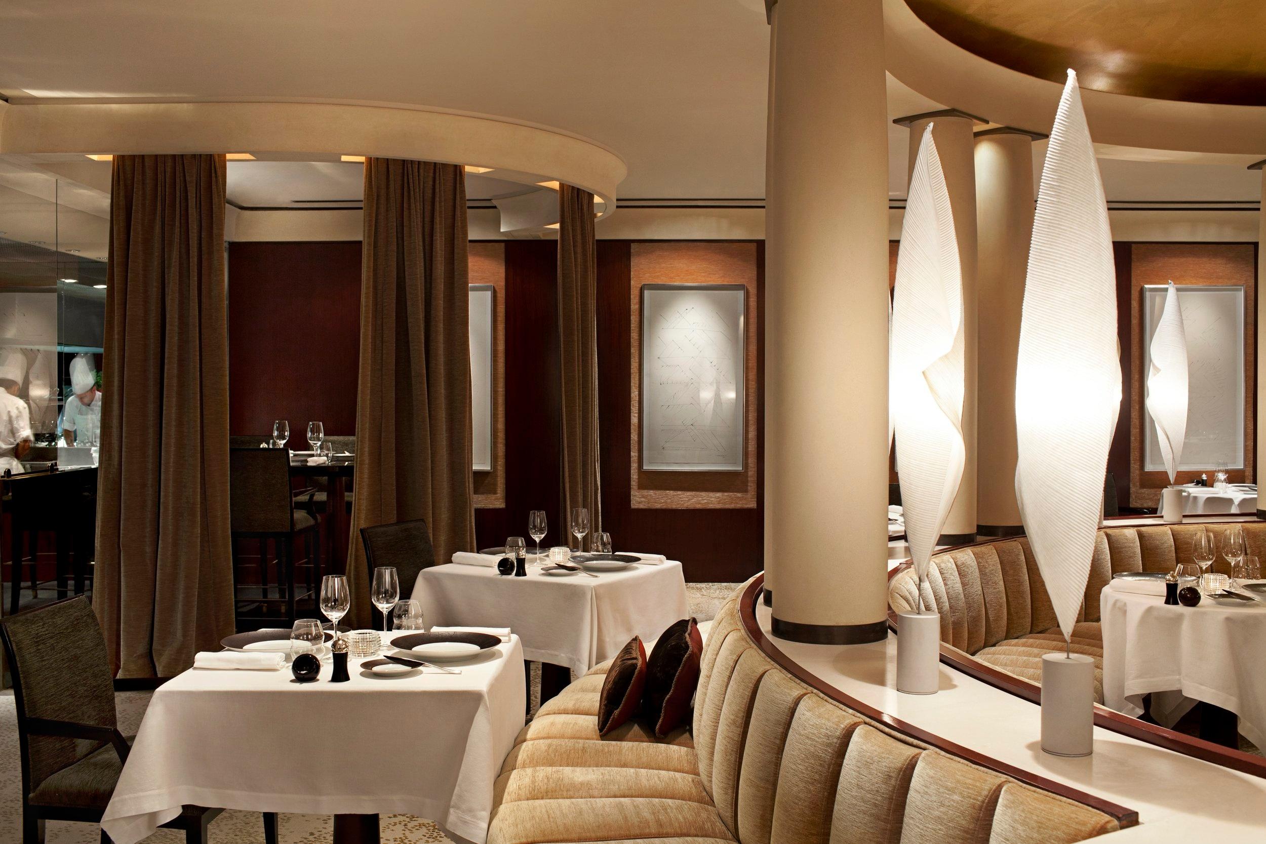 Saint-Valentin - Pur' Jean-François Rouquette - Restaurant étoilé Paris 2e