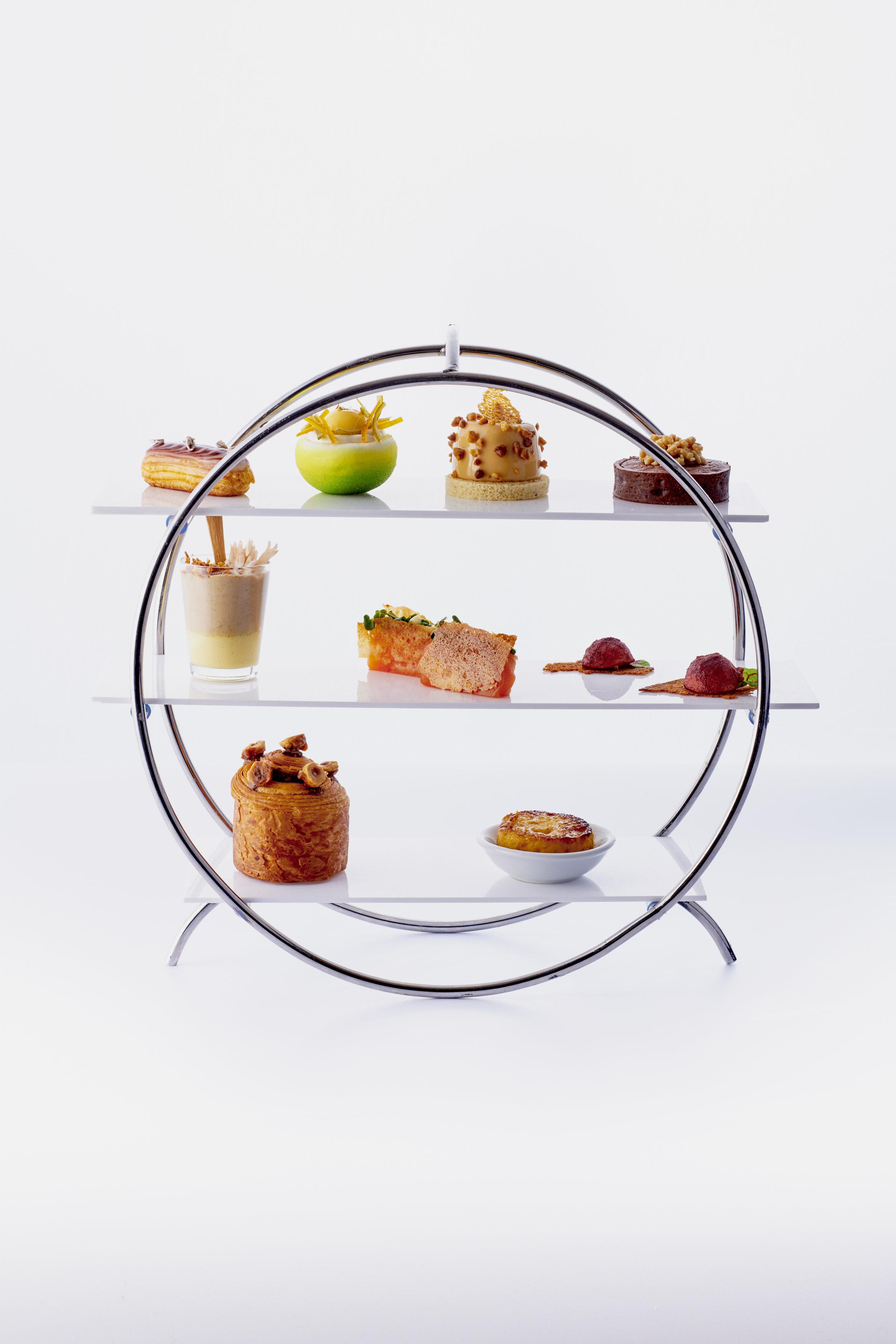 Winter Teatime by Jimmy Mornet - 5* Hotel Park Hyatt Paris-Vendôme