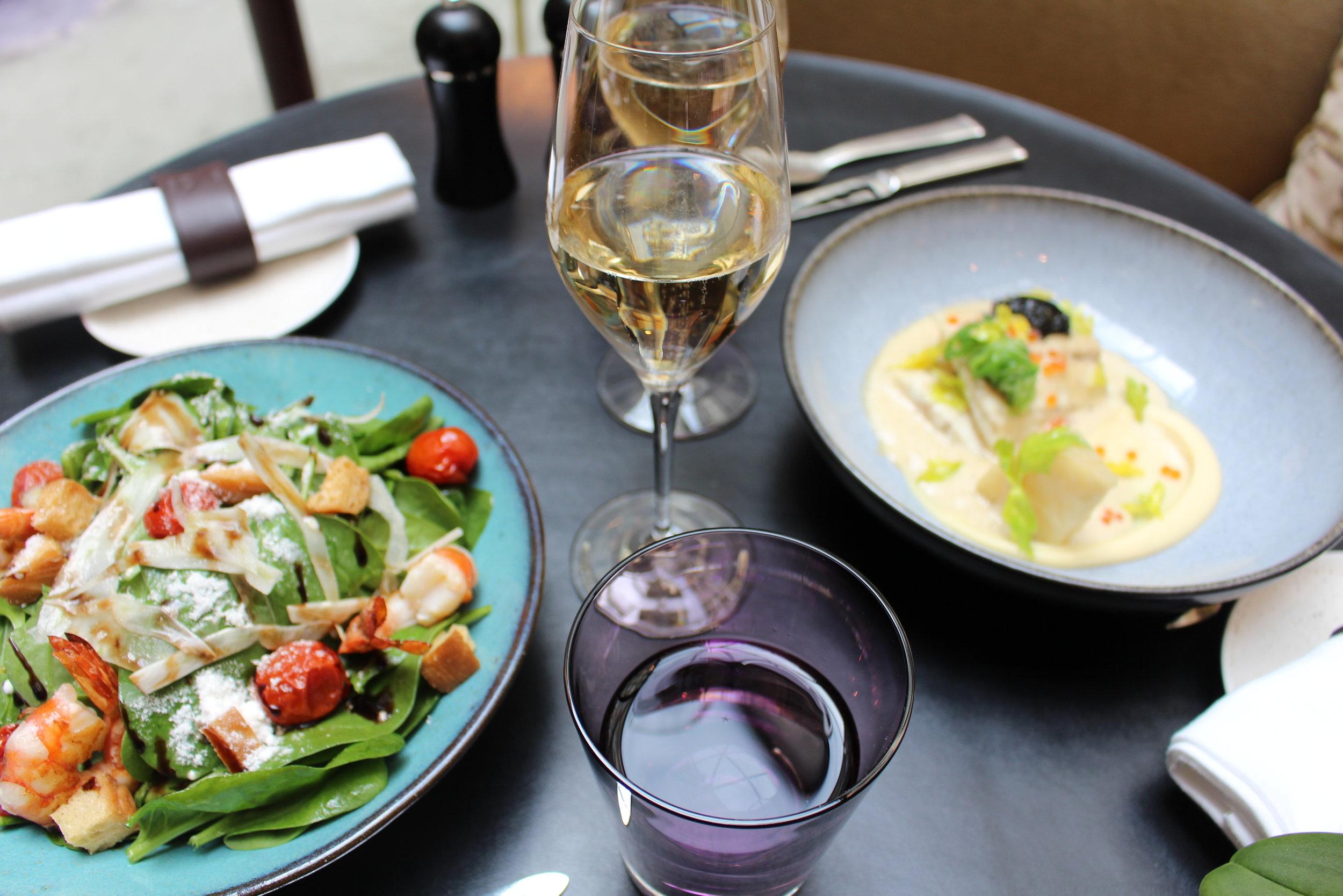Sens Restaurant - 5* Hotel Park Hyatt Paris-Vendôme
