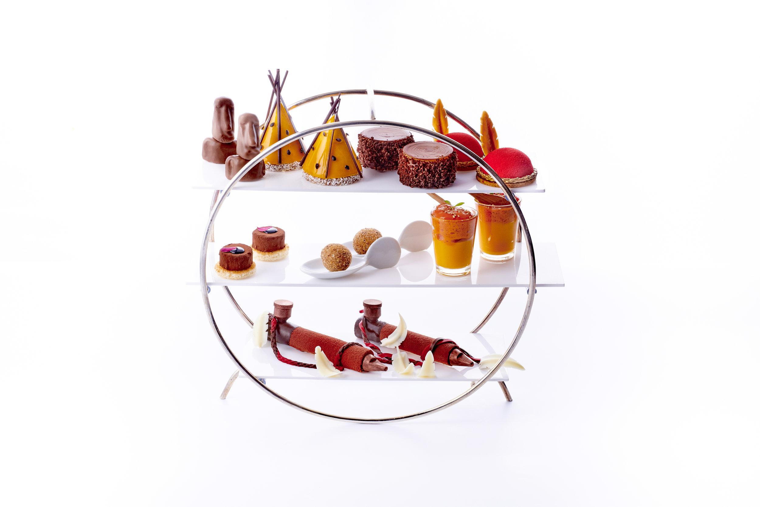 Easter Tea time by Jimmy Mornet - 5* Hotel Park Hyatt Paris-Vendôme