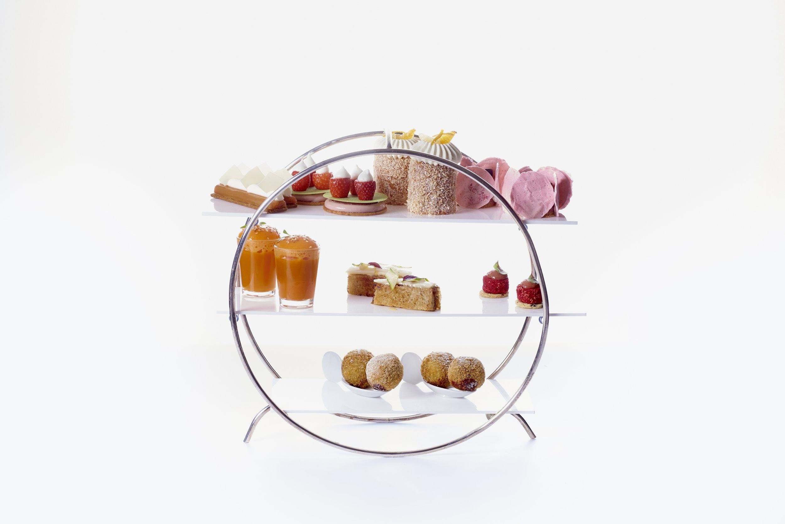 Spring teatime by Jimmy Mornet - Park Hyatt Paris-Vendôme