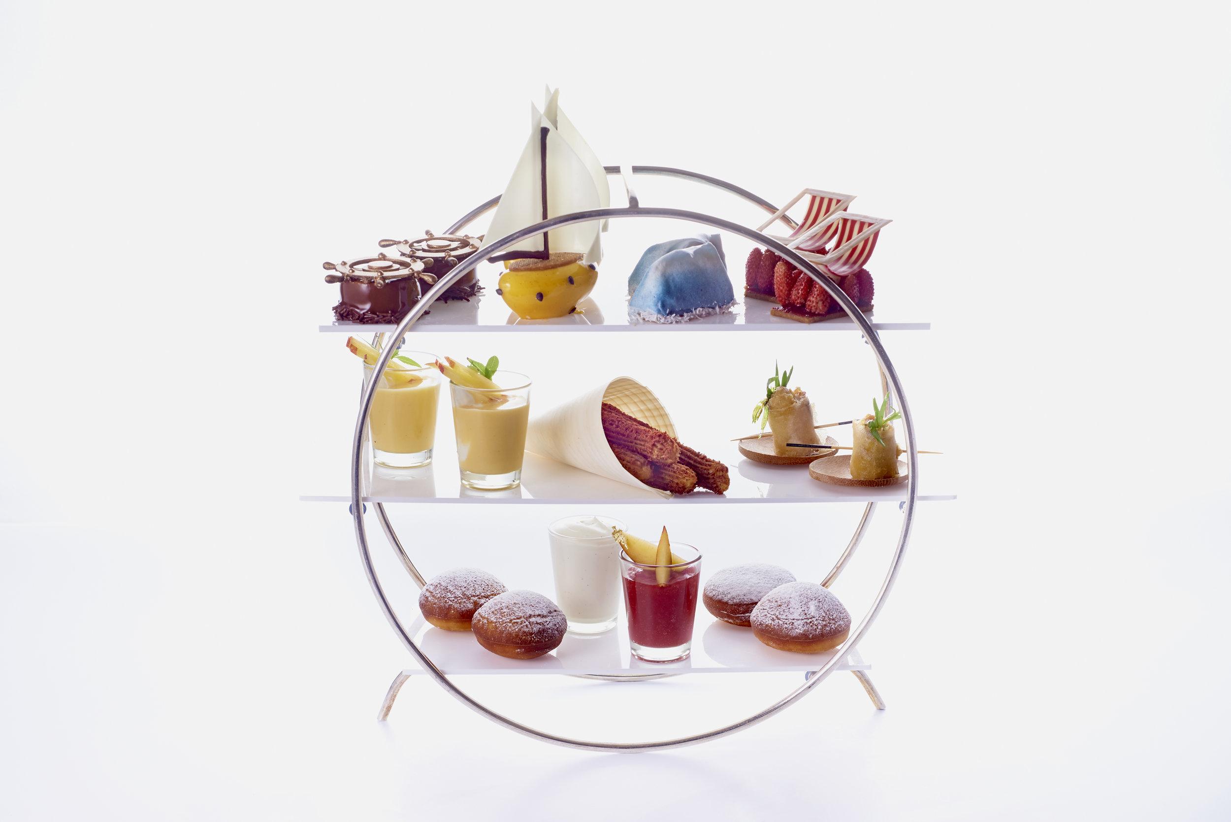 summer tea time park hyatt paris-vendôme jimmy mornet