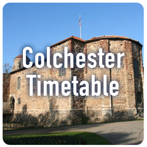 Colchester    Colchester Institute  Sheepen Road Colchester CO3 3LL