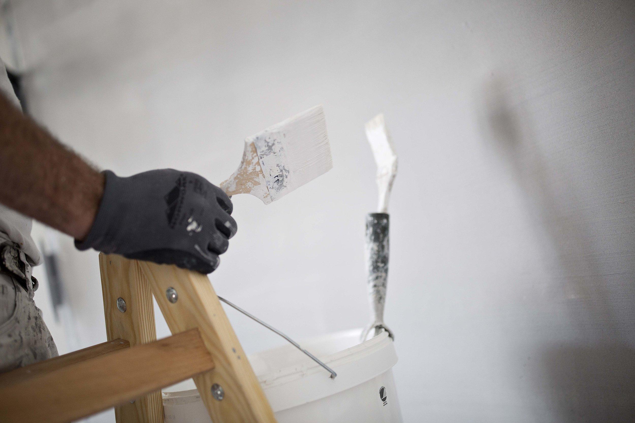 Reparation og vedligeholdelse -