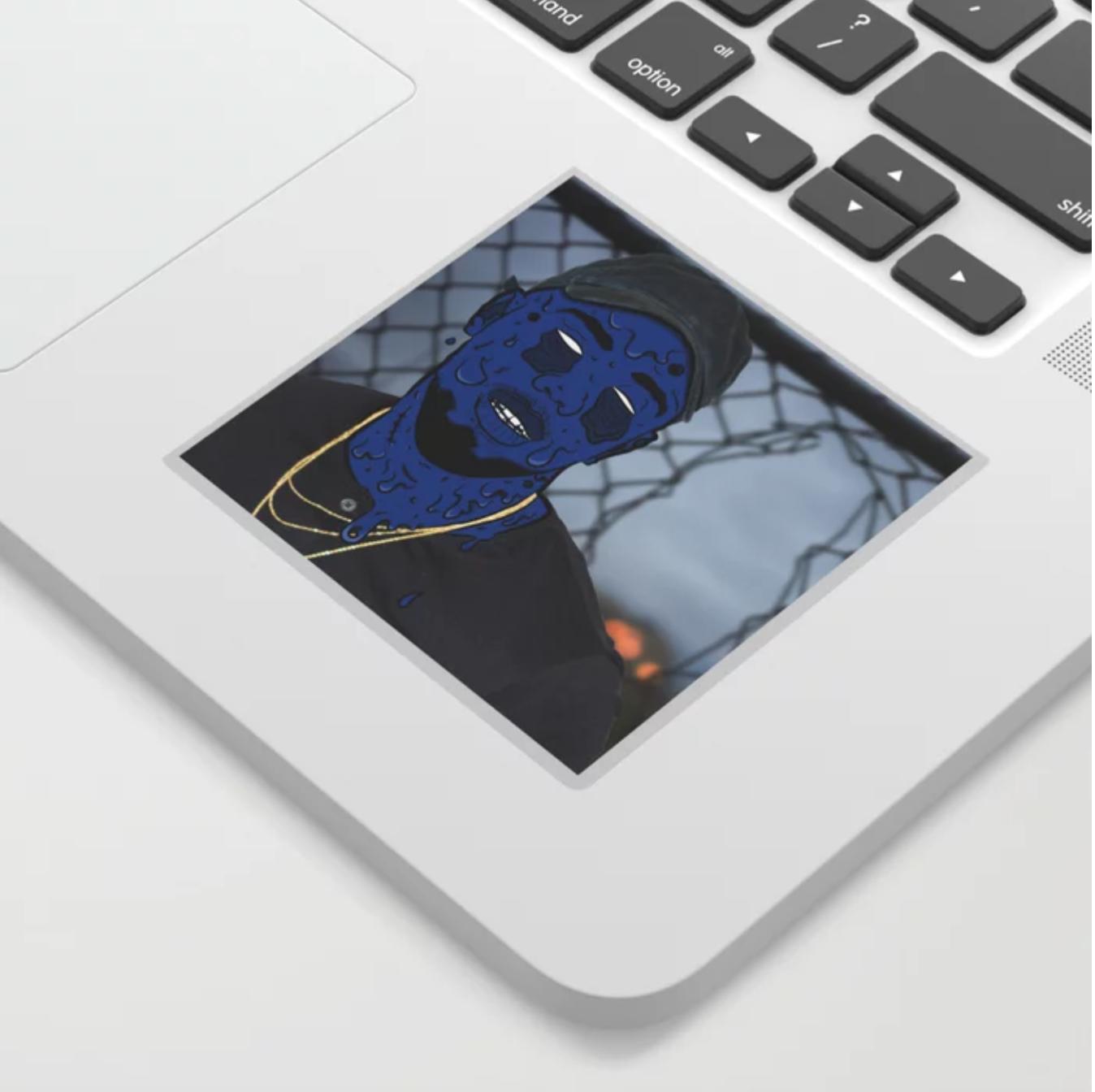 $3.99    BUY    Blu Goo Sticker