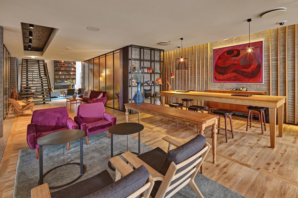 Hilton Canopy Hotel er et nyåpnet og lekkert hotell med flott beliggenhet i sentrum av Reykjavik.  Photo courtesy: Hilton Hotels