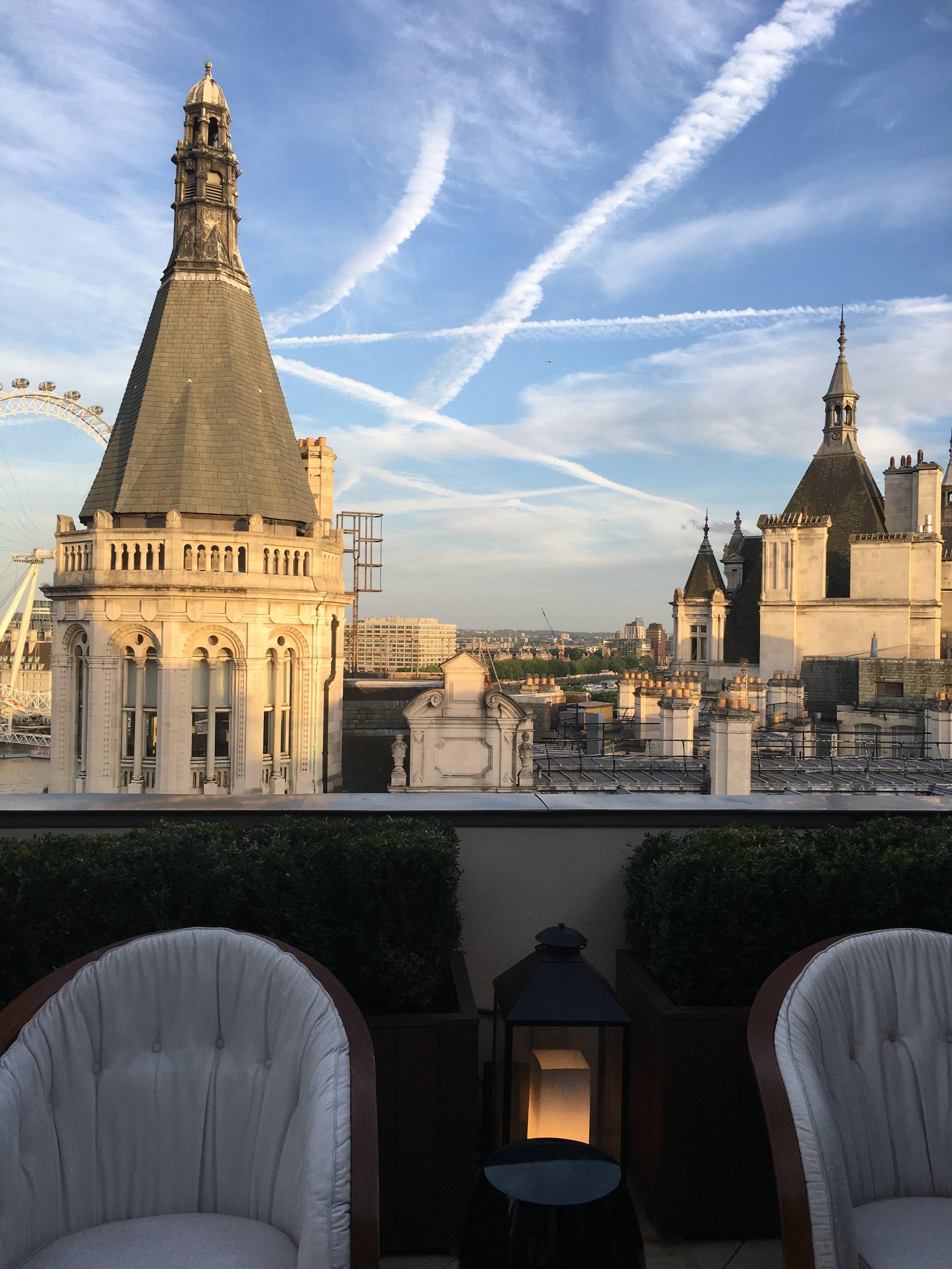 Corinthia Hotel er en av våre favoritter i London. Med flott beliggenhet nær Trafalgar Square og West End, kan du gå til det beste.