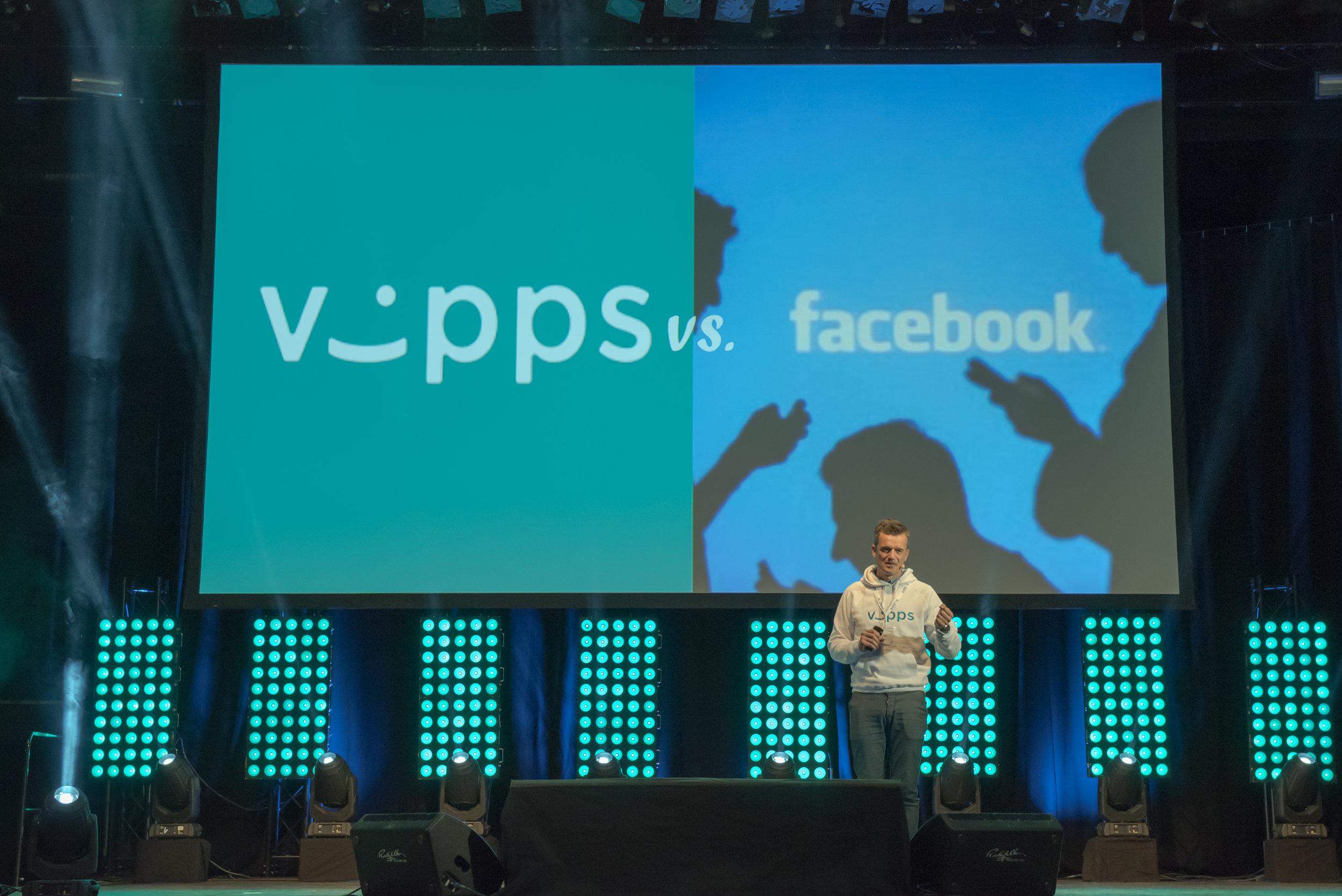 Foredragsholdere som engasjerte og inspirerte publikum på Vipps-konferansen