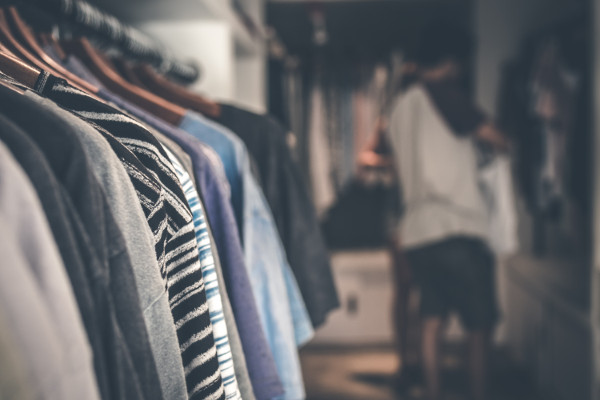 Gather your old clothes and swap them for others - great for refreshing your wardrobe and raising money for Women and Children First