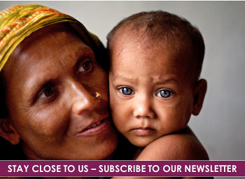Stay close to us - subscribe to our newsletter