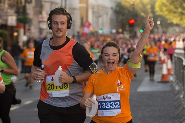 Join the Women and Children First team at the Royal Parks Half Marathon this October - it's a race enjoyed by both first time runners and those seeking a personal best!