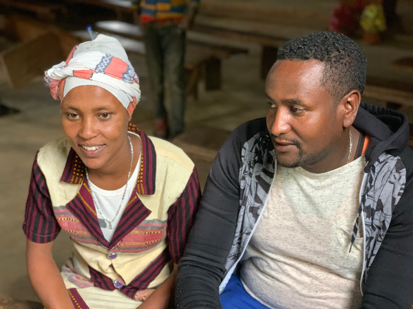 Tesfaye and Zinu talk about family planning
