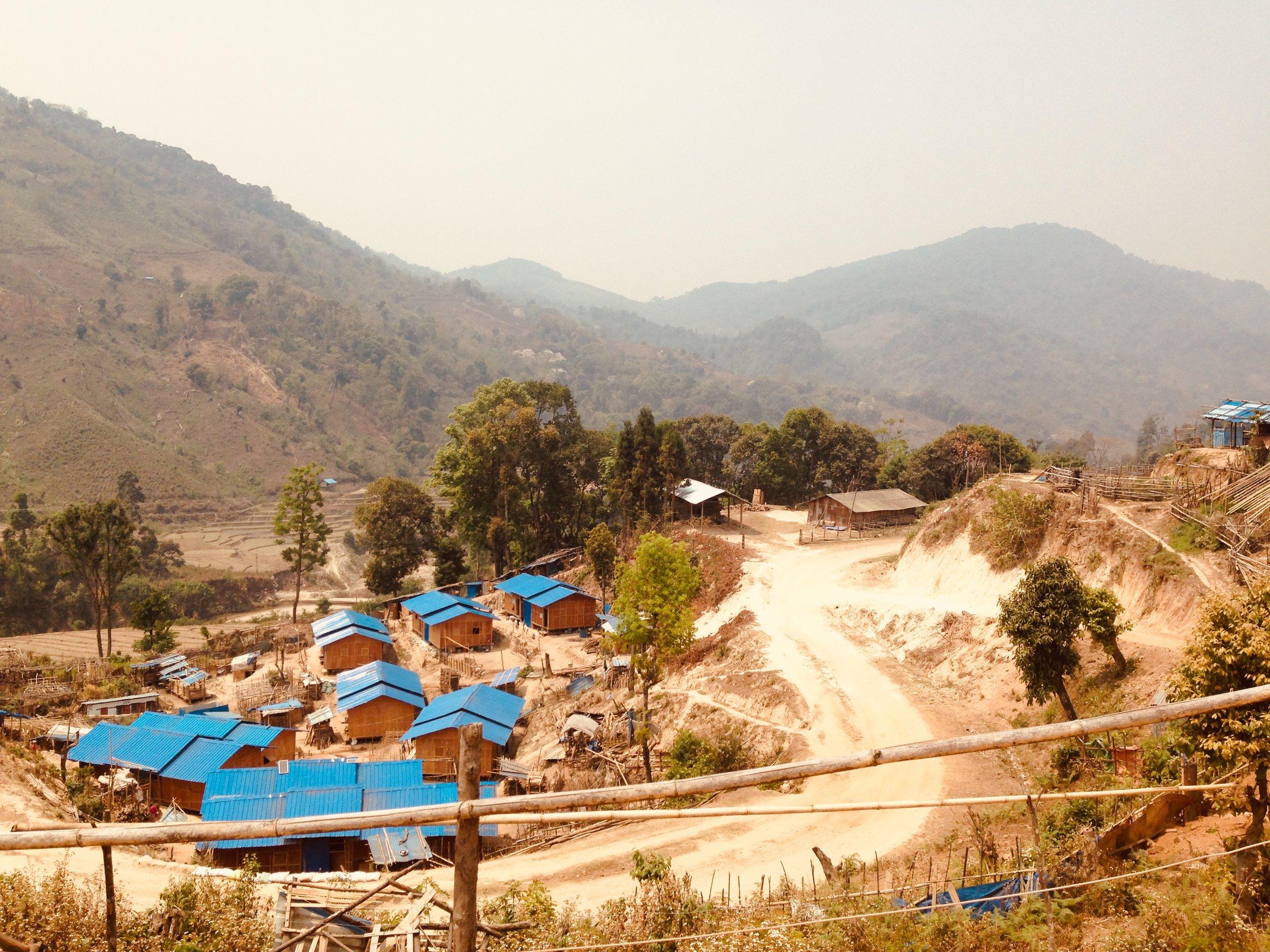 Nhkwang pa Dabang IDP, Myanmar
