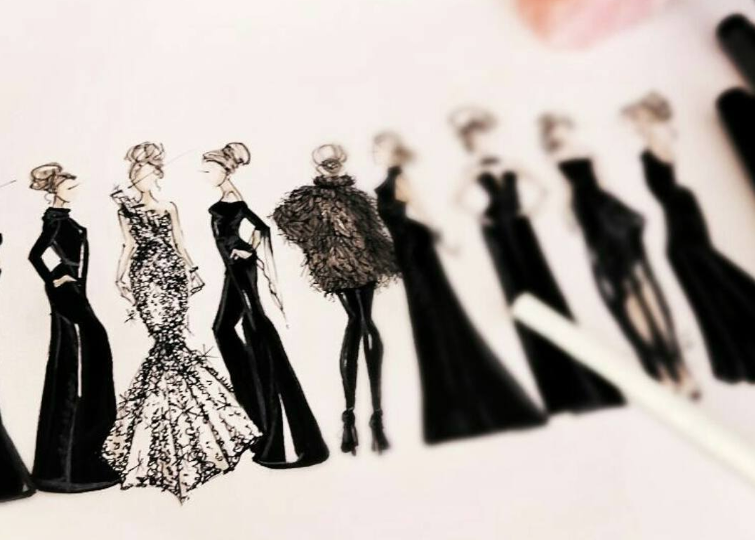 Tess Eileen - Bridal Illustrator
