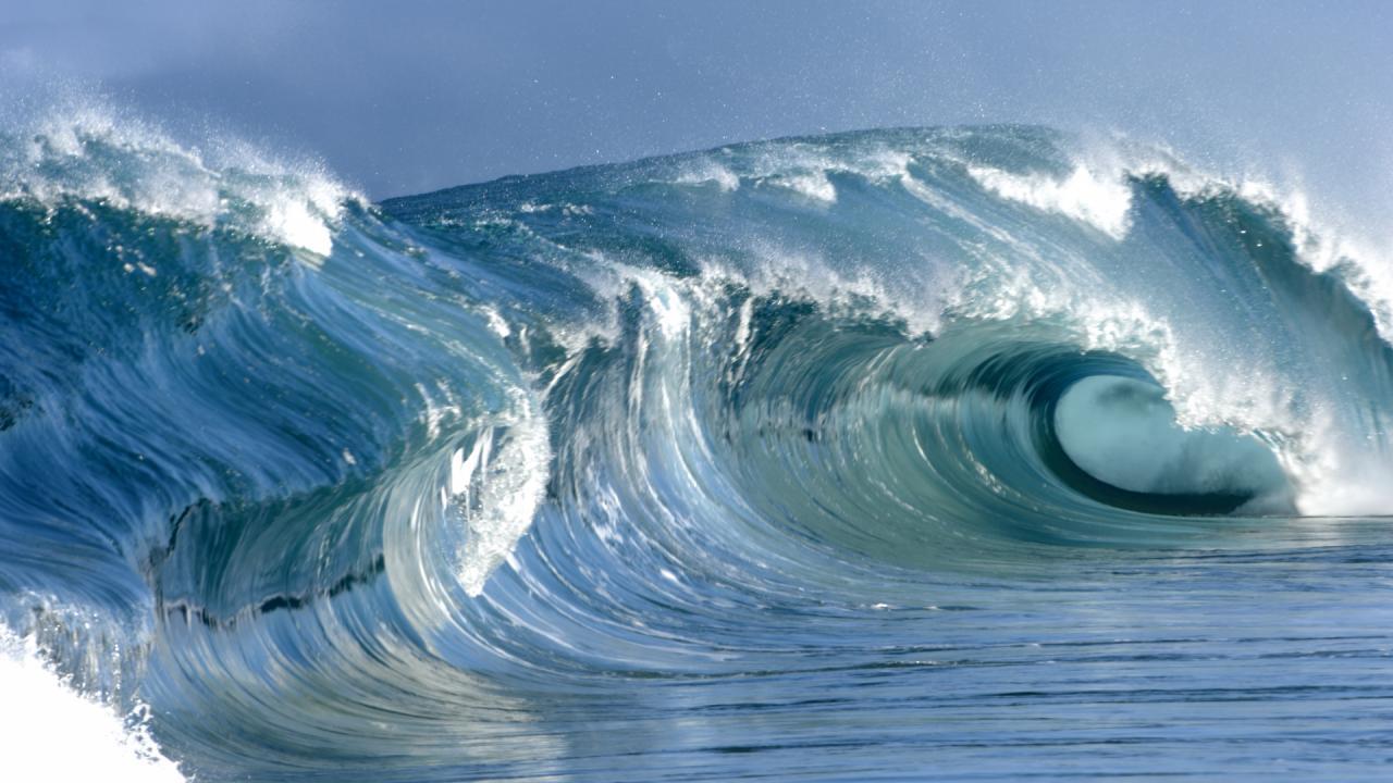 Portugal pionero del mundo en producir energia a partir del oleaje del mar -